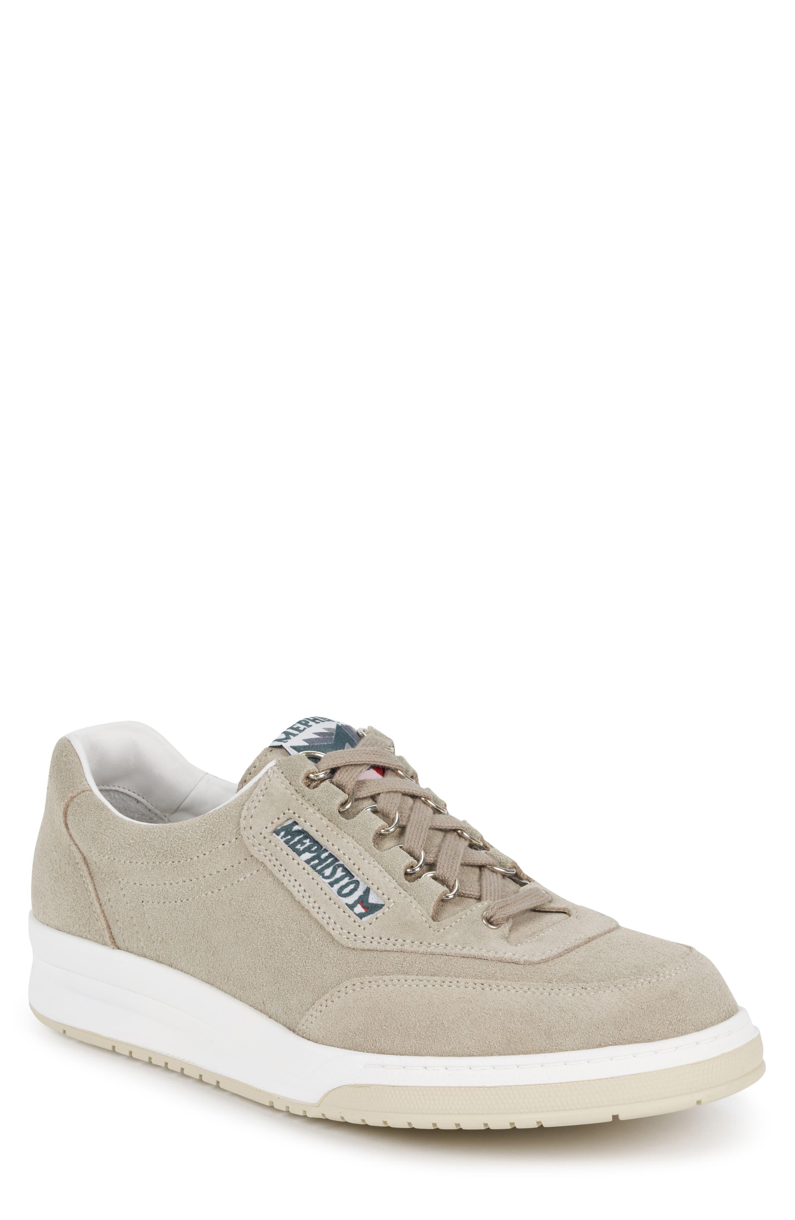 MEPHISTO, 'Match' Walking Shoe, Main thumbnail 1, color, CAMEL