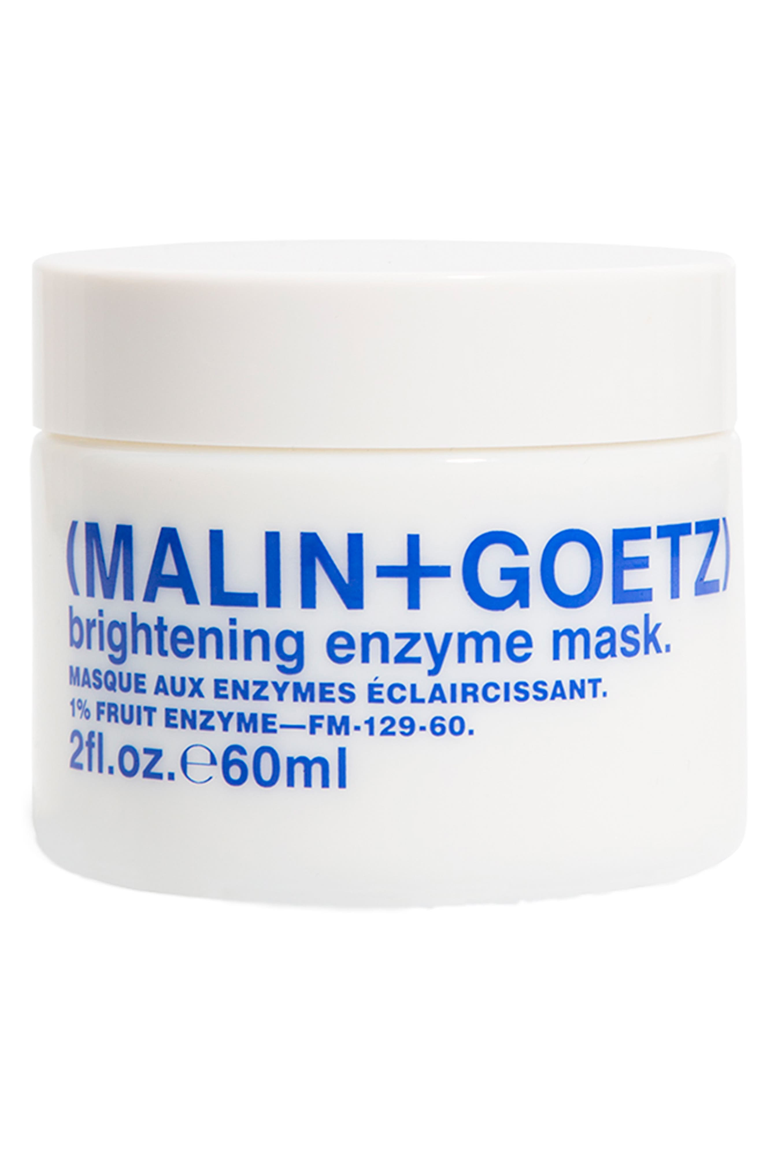 MALIN+GOETZ, Brightening Enzyme Mask, Main thumbnail 1, color, NO COLOR