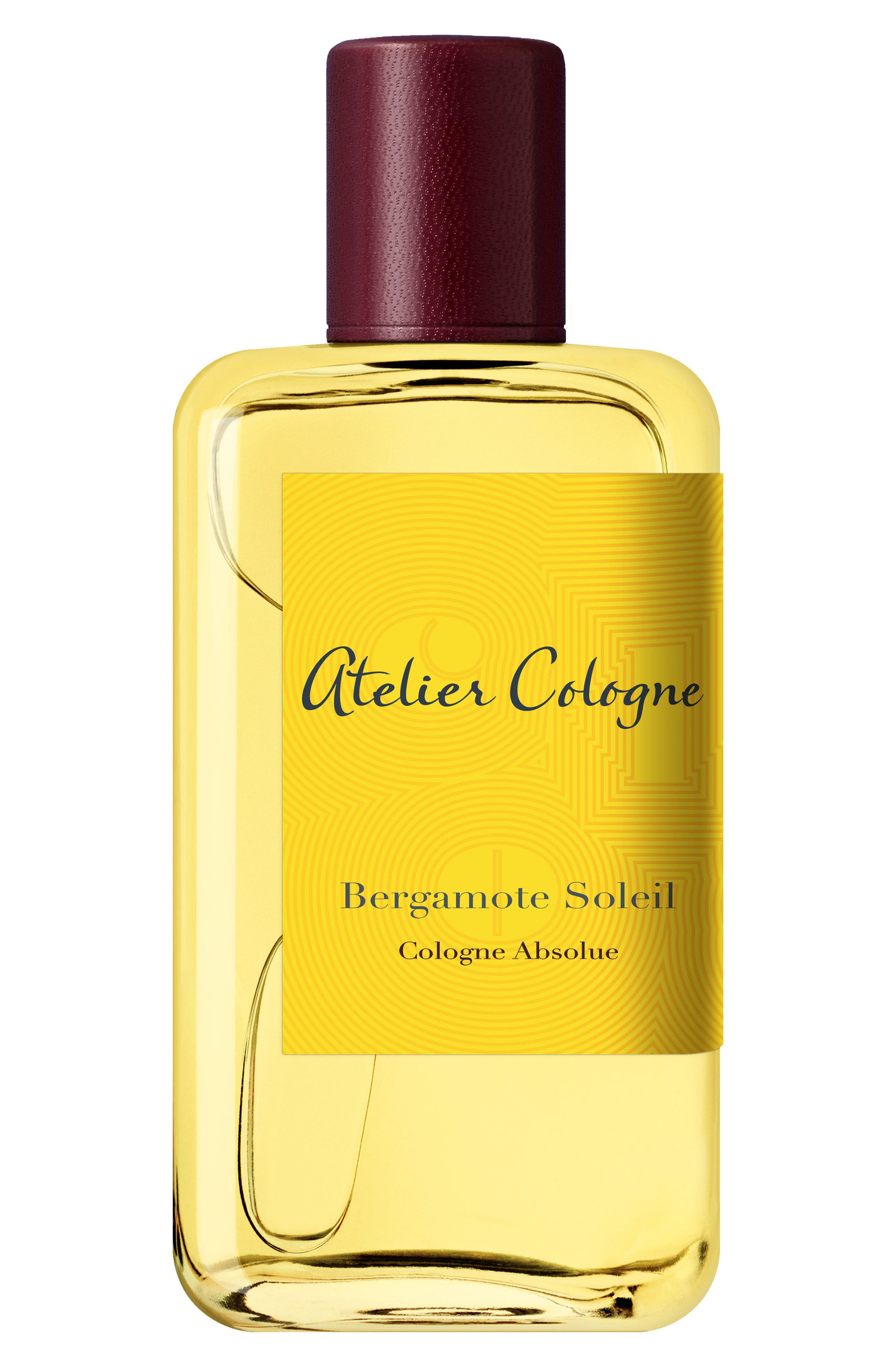 ATELIER COLOGNE, Bergamote Soleil Cologne Absolue, Alternate thumbnail 2, color, NO COLOR