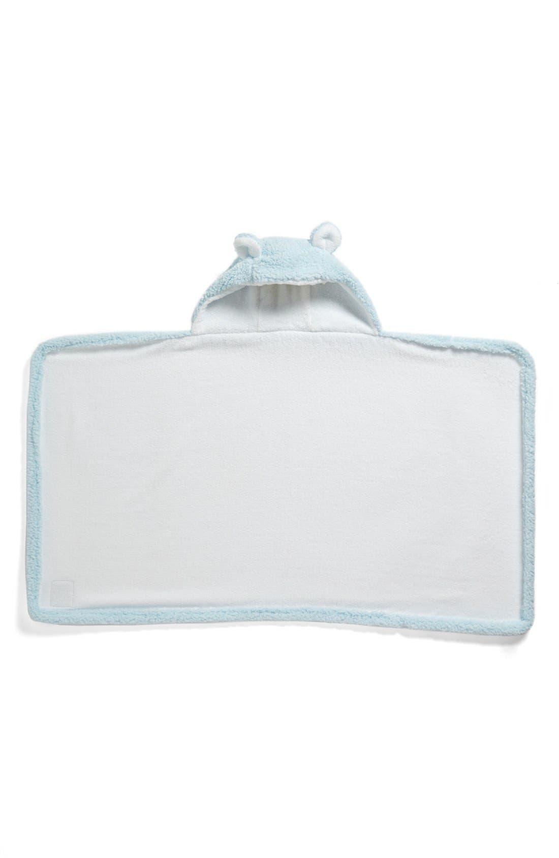 LITTLE GIRAFFE, 'Bella<sup>™</sup>' Towel, Alternate thumbnail 4, color, 450