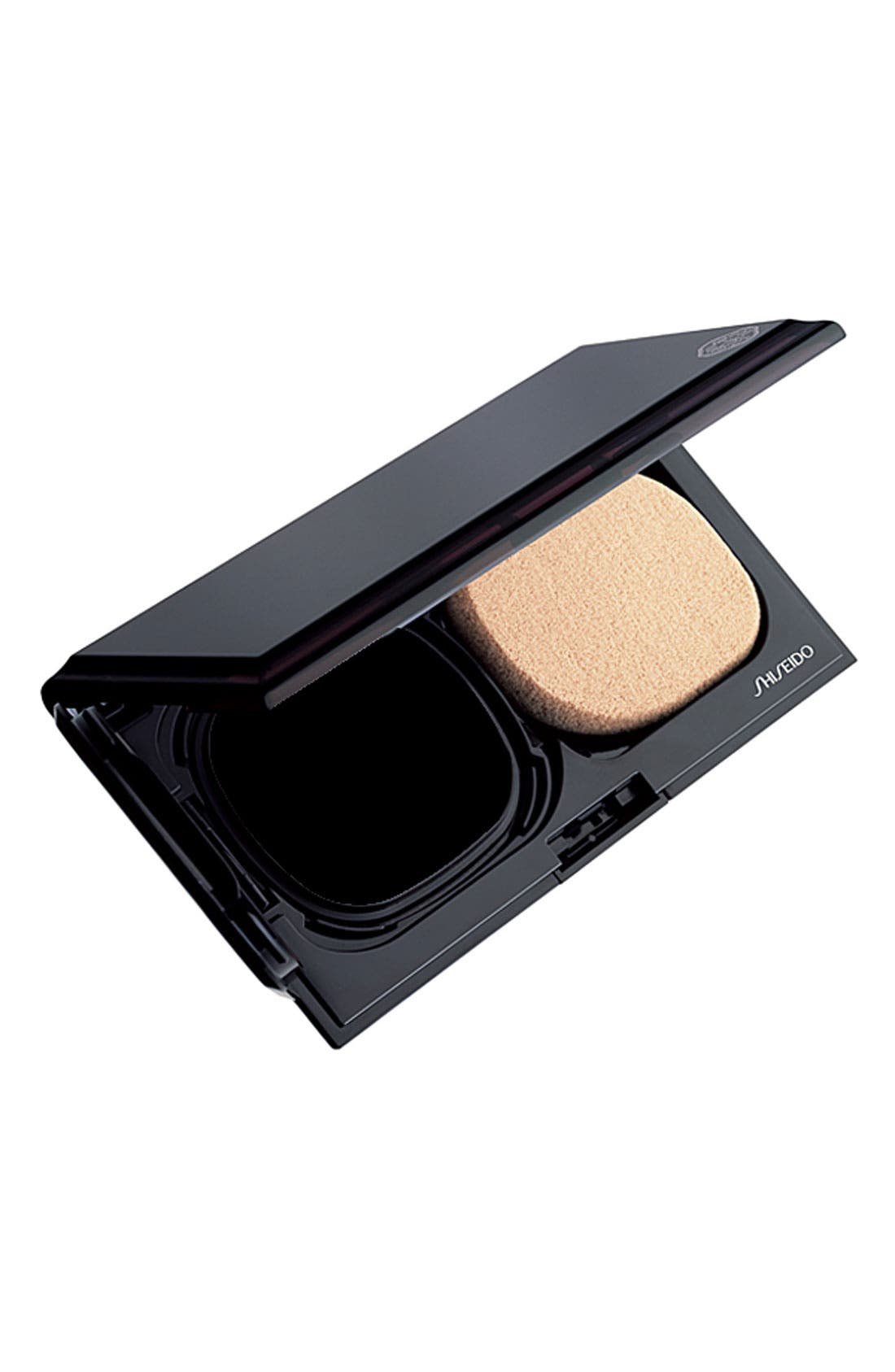 SHISEIDO The Makeup Advanced Hydro-Liquid Compact SPF 15 Refill, Main, color, I40 NATURAL FAIR IVORY