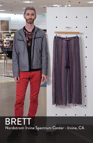 Pierside Cover-Up Flyaway Pants, sales video thumbnail