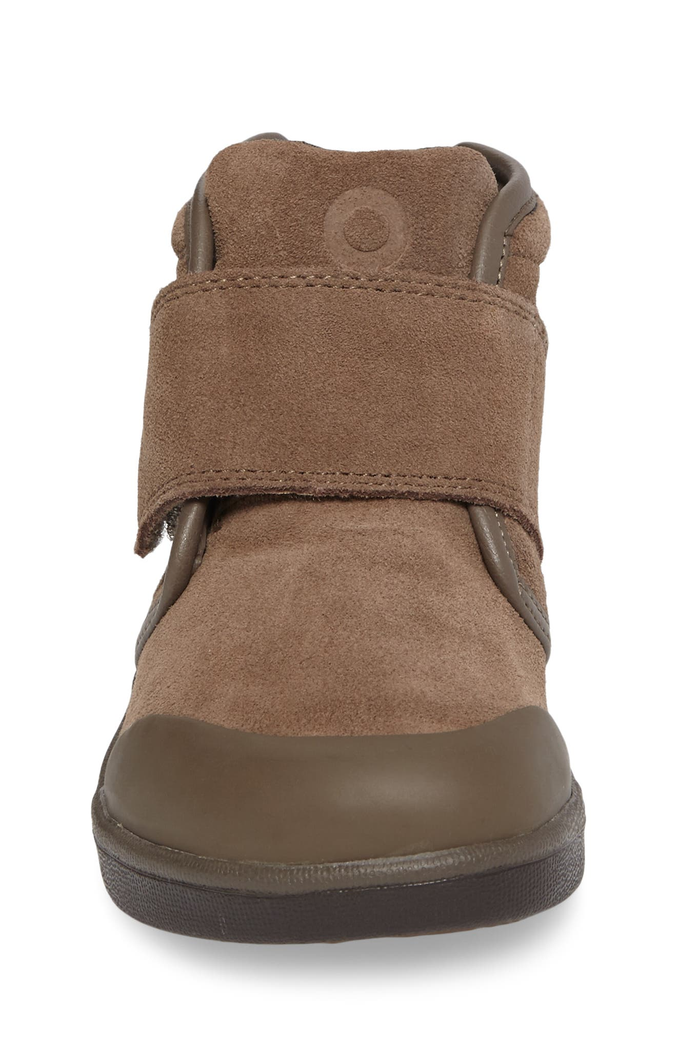 BOGS, 'Sammy' Waterproof Sneaker, Alternate thumbnail 4, color, TAN
