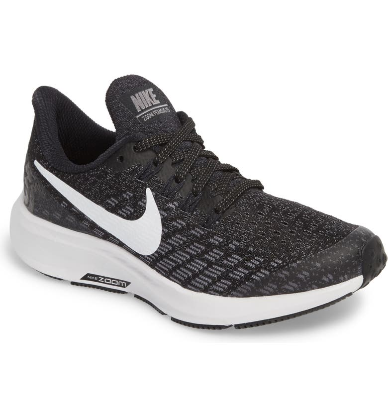 huge discount 442a0 62ace NIKE Air Zoom Pegasus 35 Sneaker, Main, color, BLACK  OIL  GUNSMOKE
