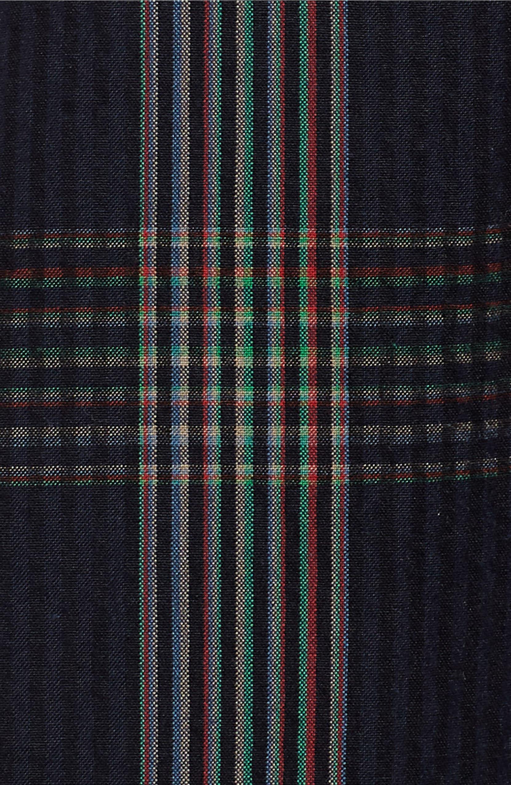 f0e799910c15 1901 Plaid Midi Shirtdress (Regular   Petite)