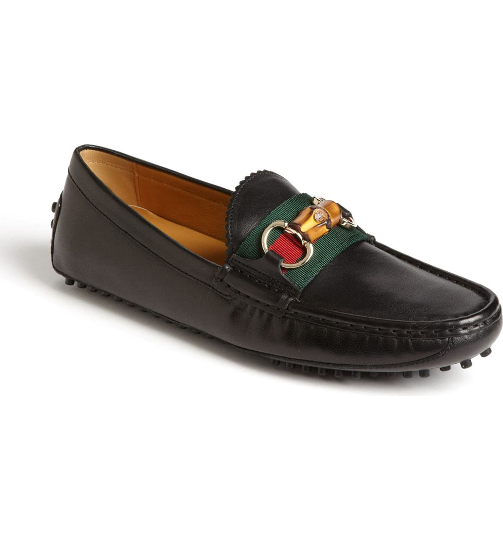 f9932afc9e7 Gucci  Damo  Driving Loafer