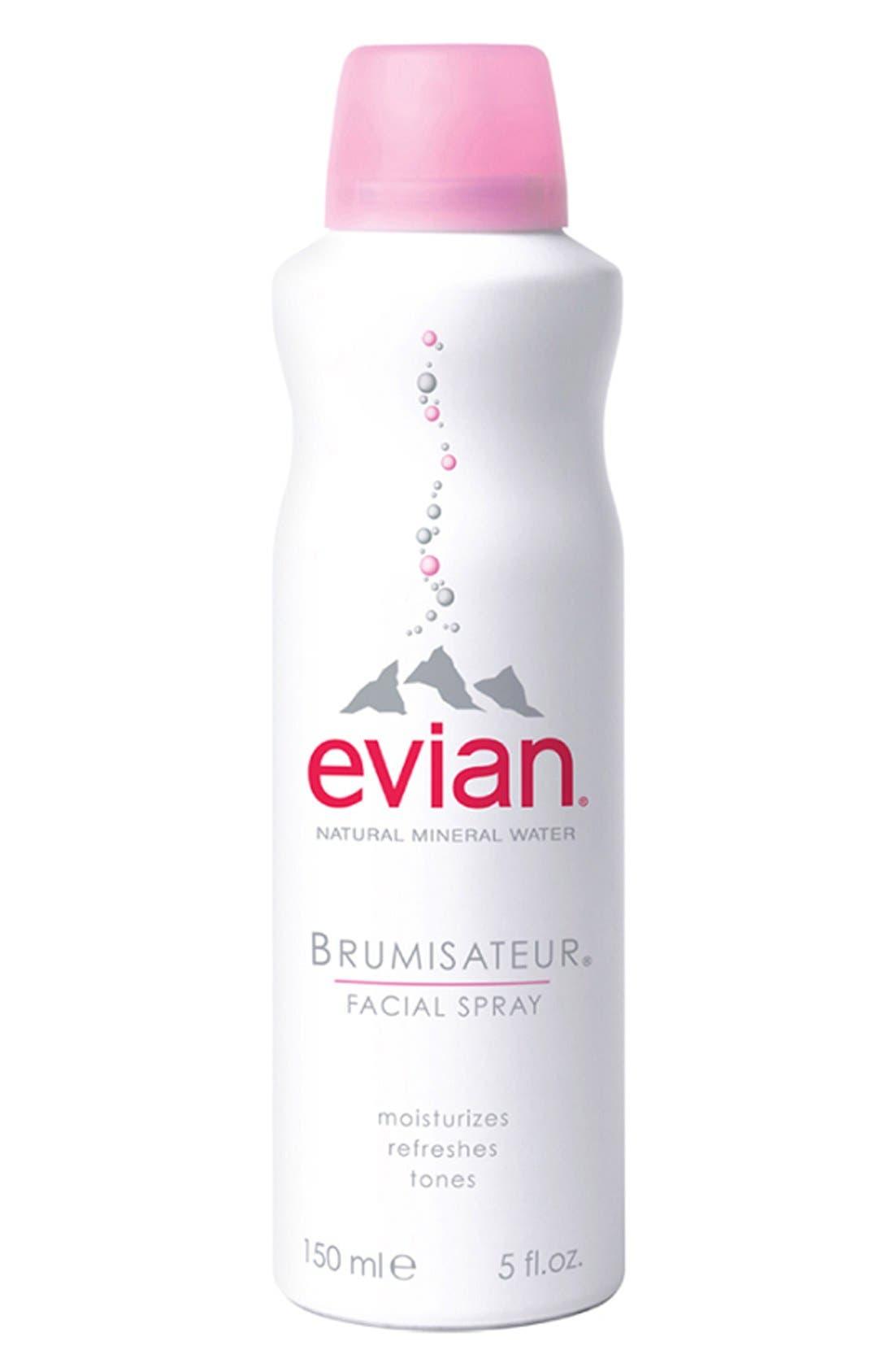 EVIAN,  Facial Water Spray, Alternate thumbnail 2, color, NO COLOR