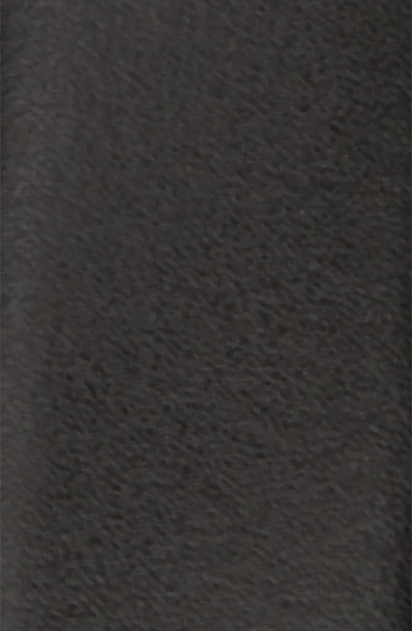 MONTBLANC, Horseshoe Buckle Reversible Leather Belt, Alternate thumbnail 3, color, BLACK/ BROWN