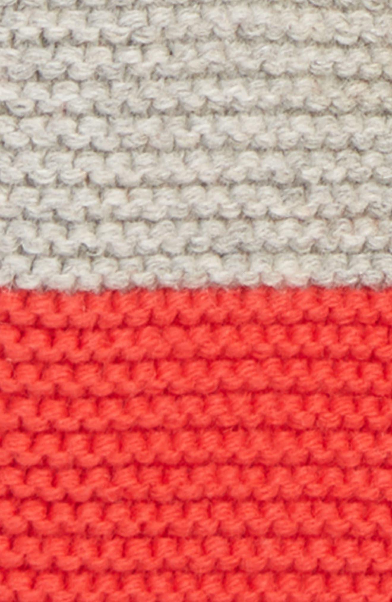 MINI BODEN, Colorblock Knit Jacket, Alternate thumbnail 2, color, 614