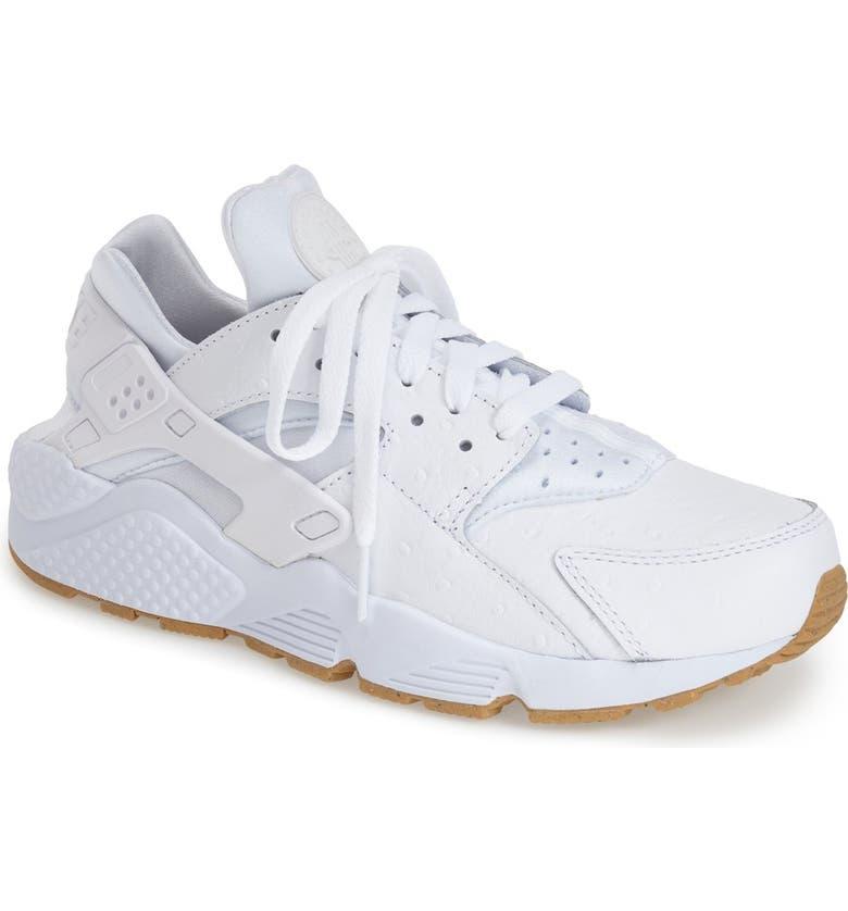 brand new b10e3 3fbf3 NIKE  Air Huarache Run Premium  Sneaker, Main, ...