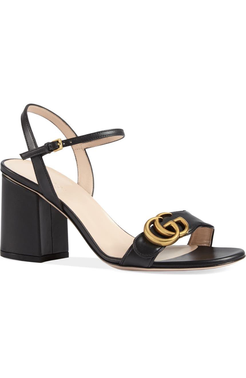 e71c28afb94 Gucci GG Marmont Sandal (Women)