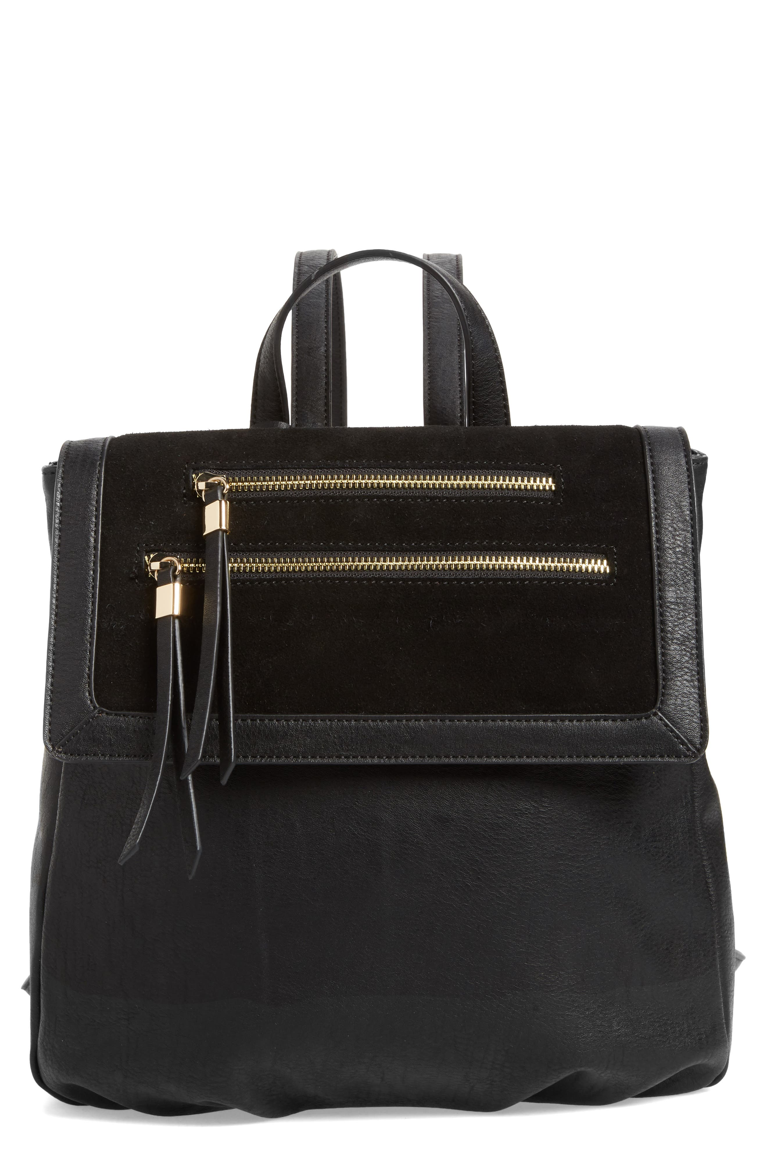 SOLE SOCIETY Chele Backpack, Main, color, 001