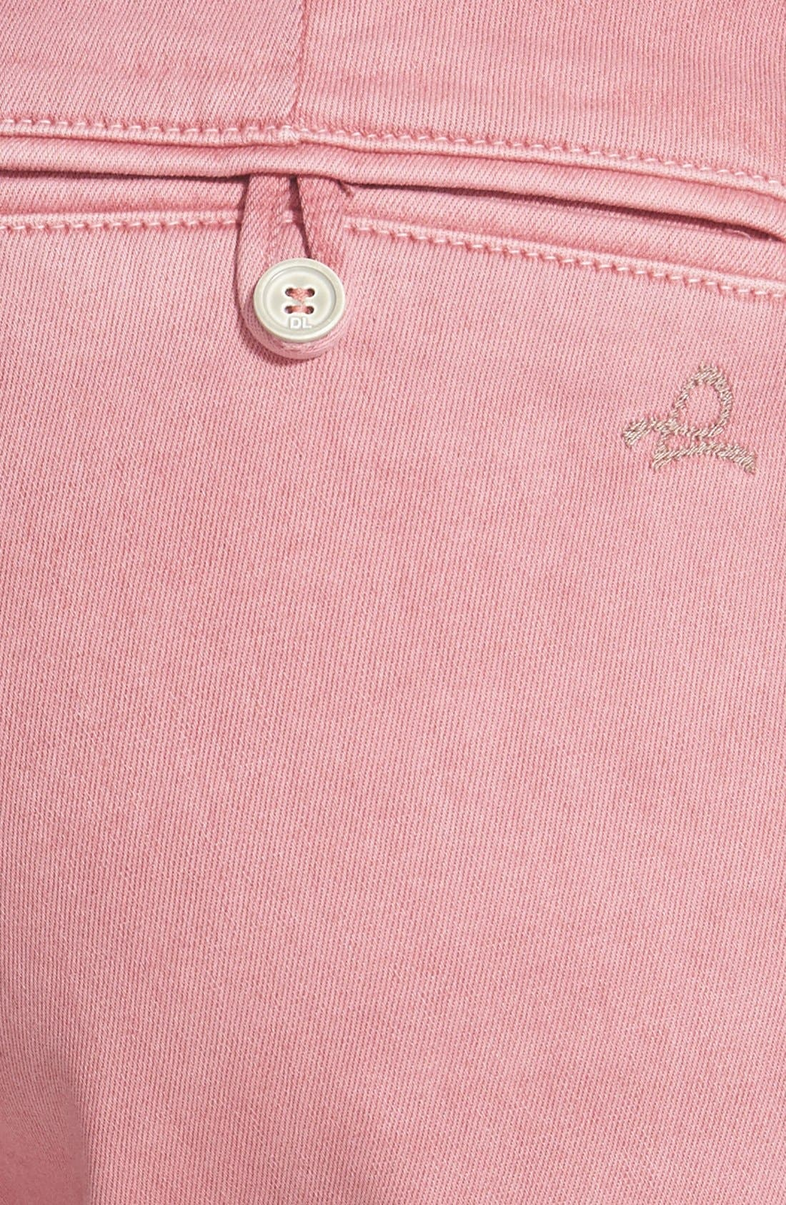 DL1961, 'Iris' Relaxed Trousers, Alternate thumbnail 3, color, 950