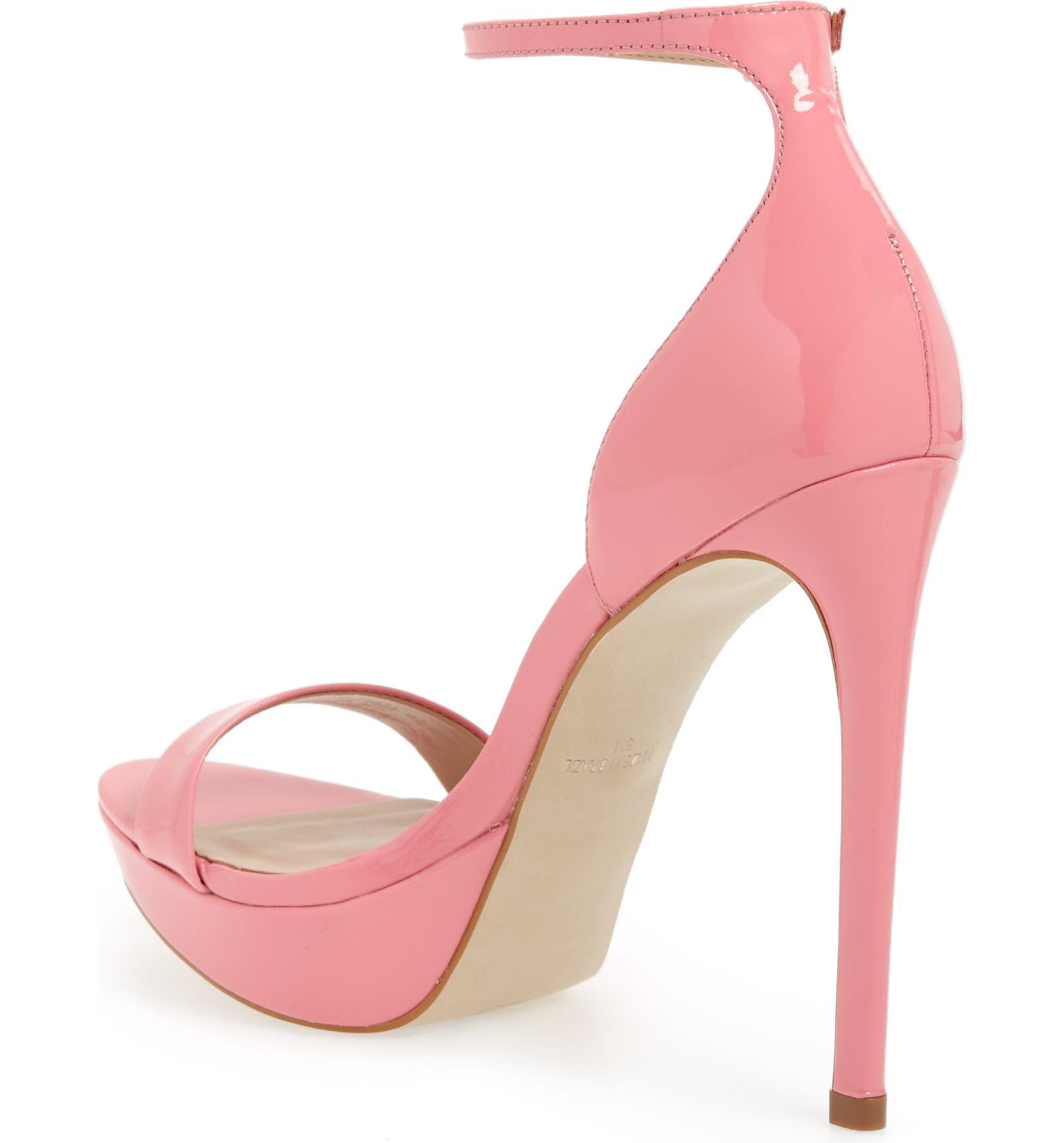 acb2a23ac82 Steve Madden Starlet Platform Sandal (Women)