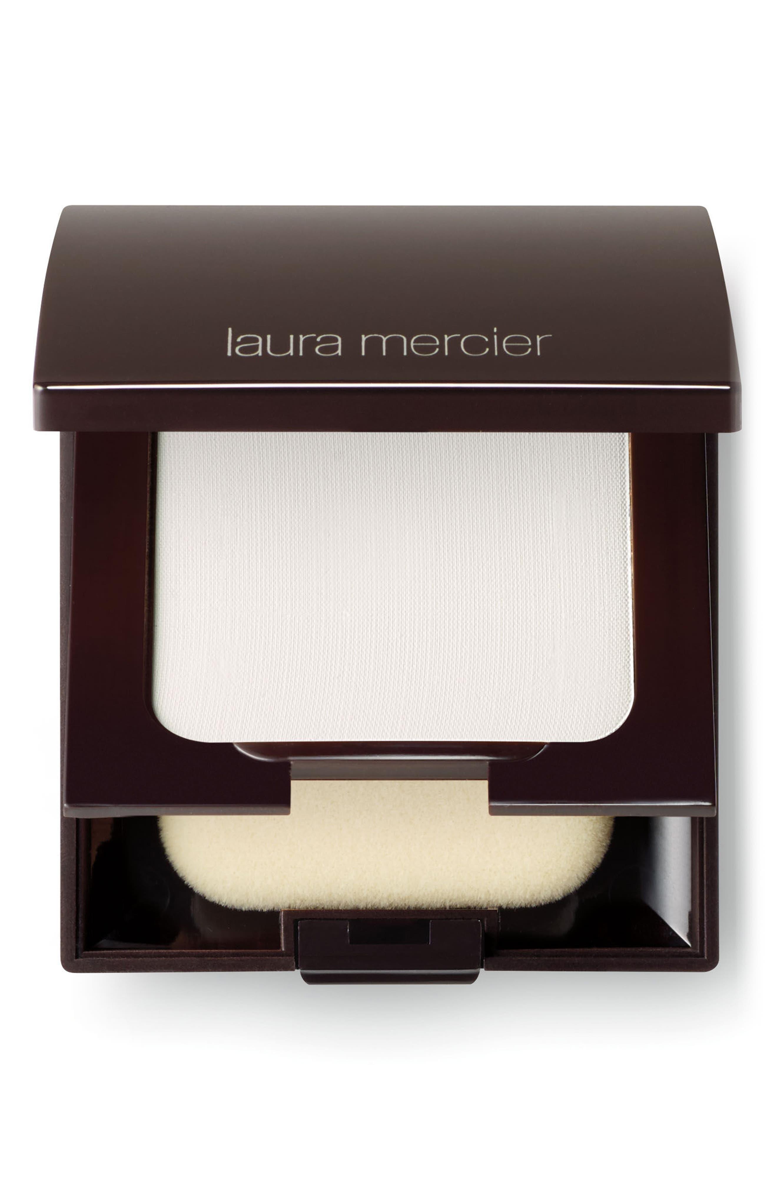 LAURA MERCIER, Invisible Pressed Powder Compact, Main thumbnail 1, color, INVISIBLE