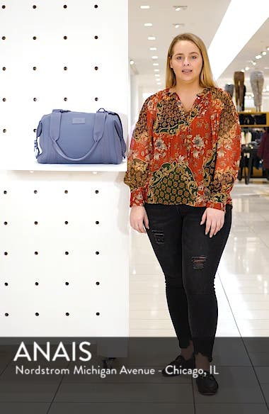 365 Medium Landon Neoprene Carryall Duffle Bag, sales video thumbnail