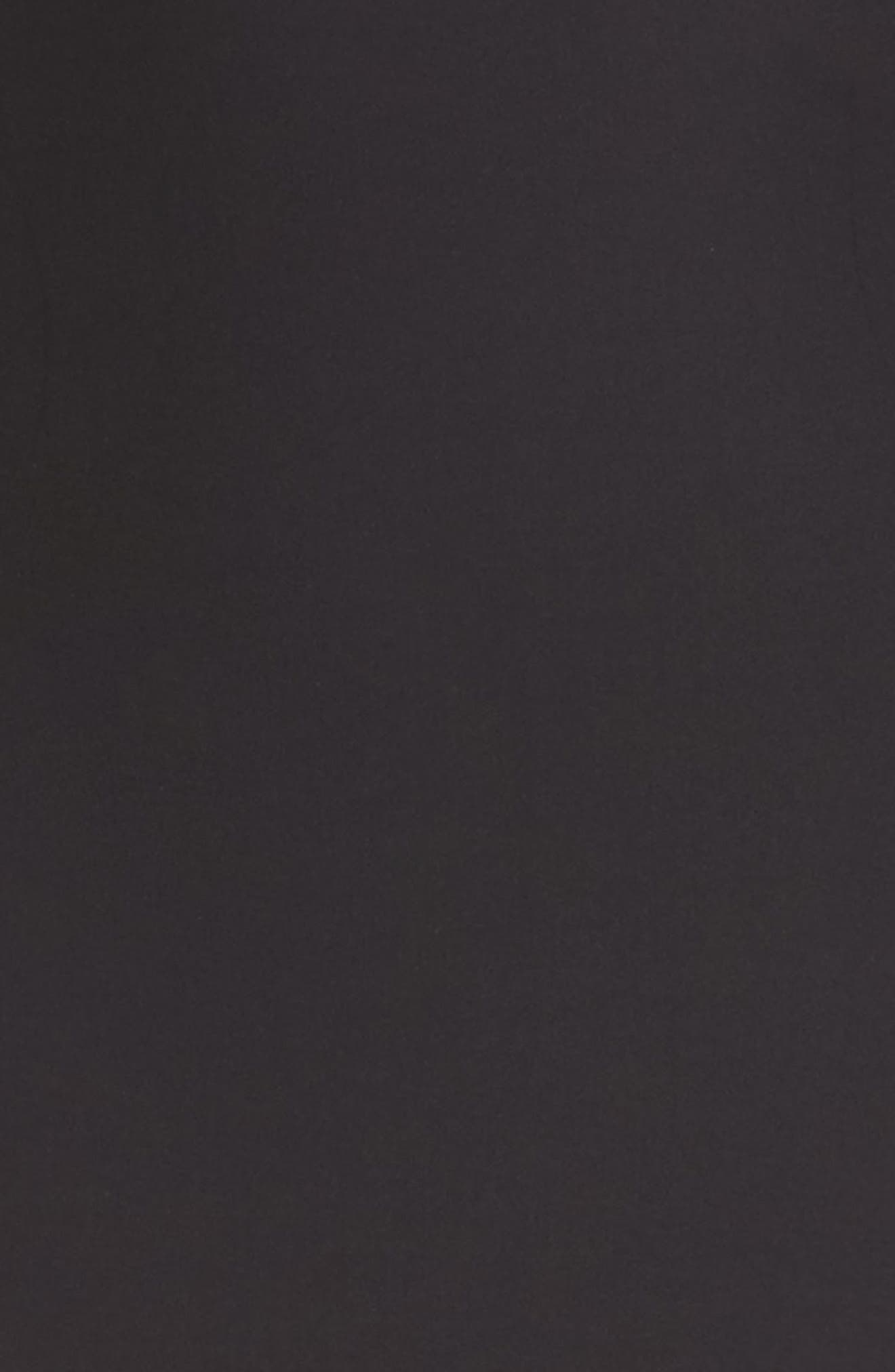YUMMIE, High Waist Shaper Thong, Alternate thumbnail 4, color, 001