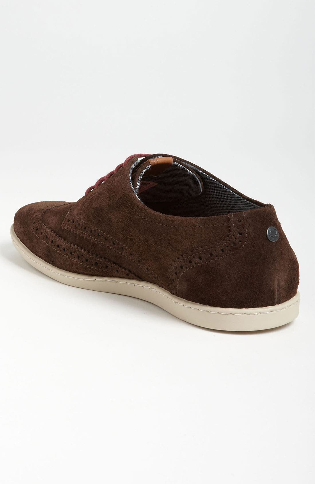 FRED PERRY, 'Jacobs' Wingtip, Alternate thumbnail 3, color, 201
