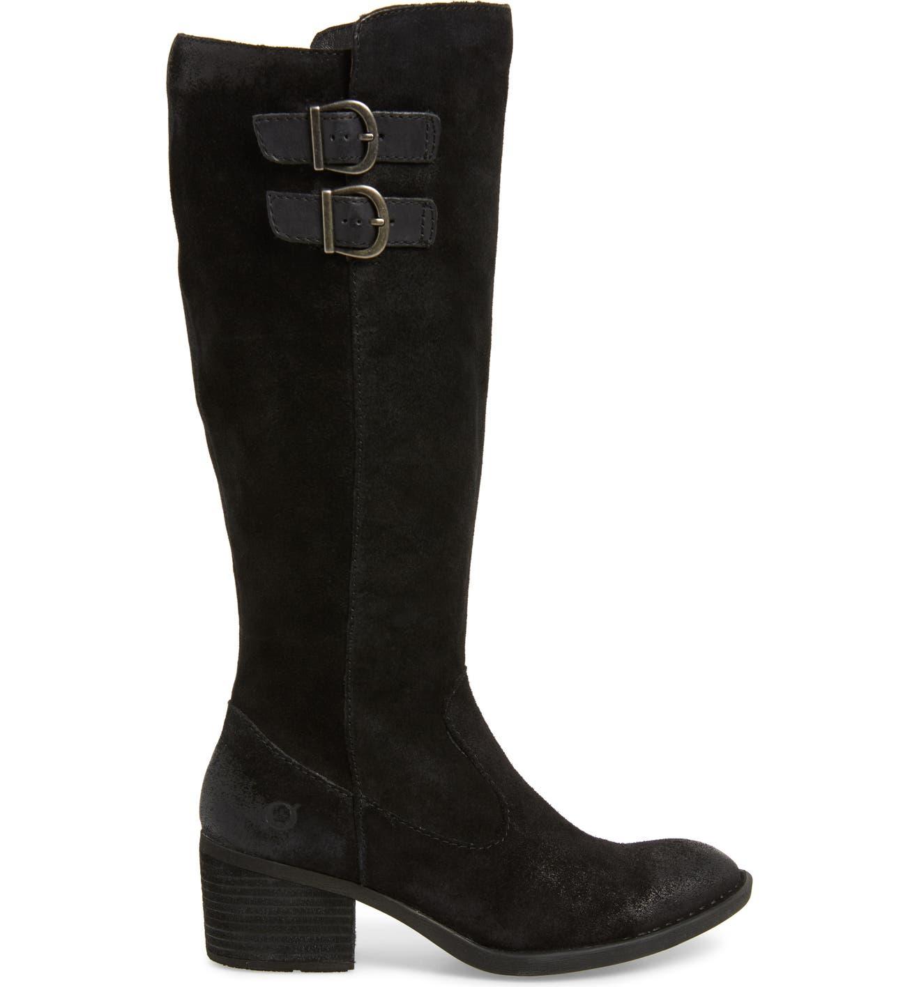 9f0acaa9c02 Børn Basil Knee High Boot (Women) (Wide Calf)