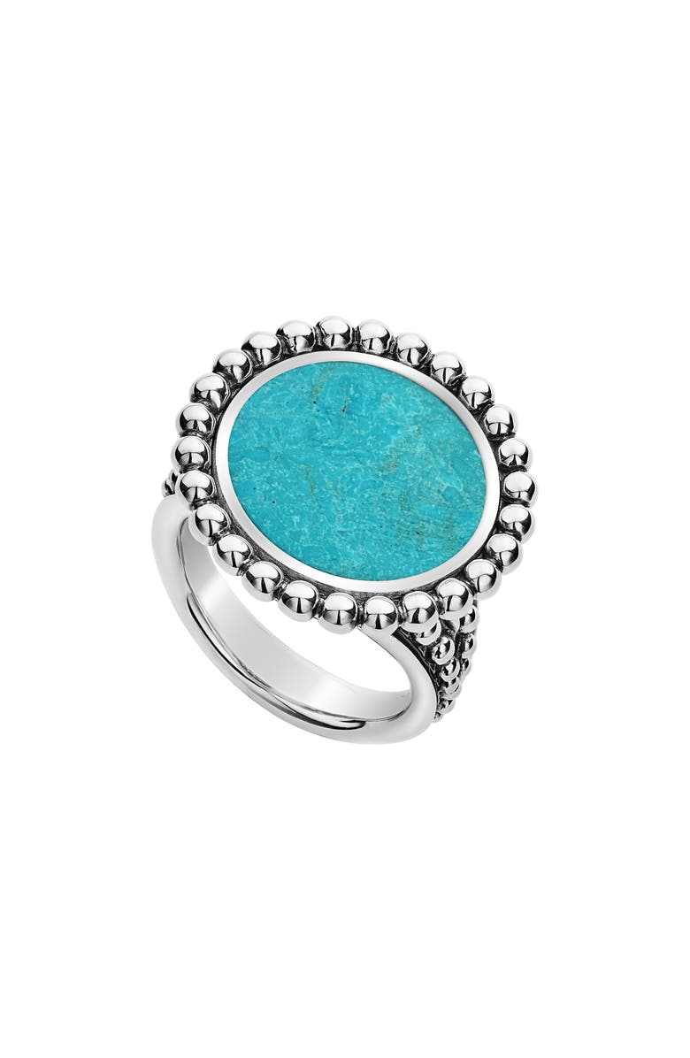 Lagos Accessories MAYA LARGE CIRCLE RING