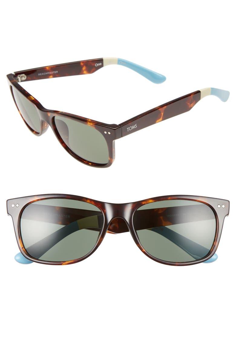 1f08fecd5ff8 TOMS Beachmaster 51mm Sunglasses