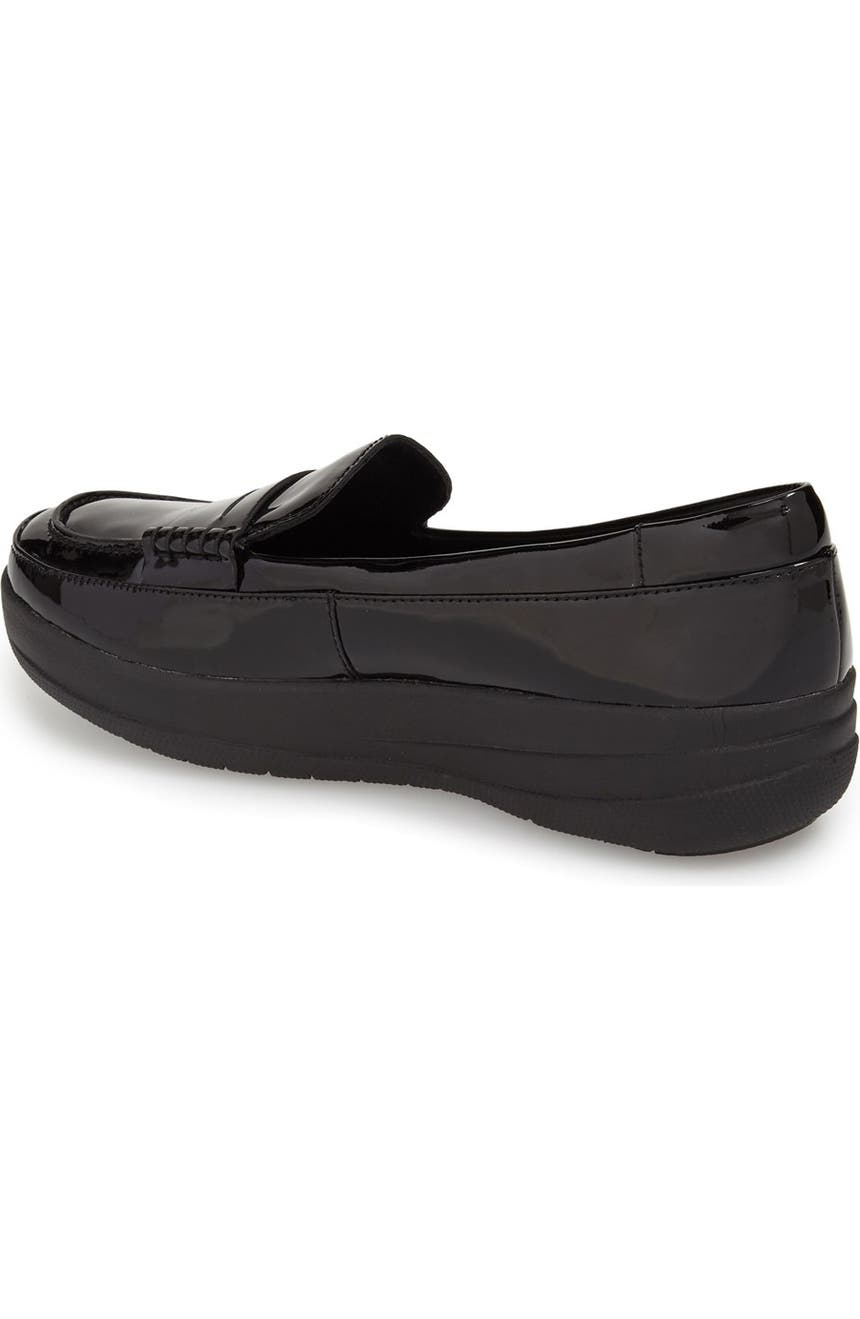0445649edf5 FitFlop™ Leather Penny Loafer (Women)