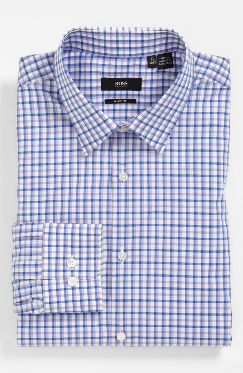 a01f0db11 Boss Hugo Marlow Sharp Fit Dress Shirt Nordstrom. Bossboss ...