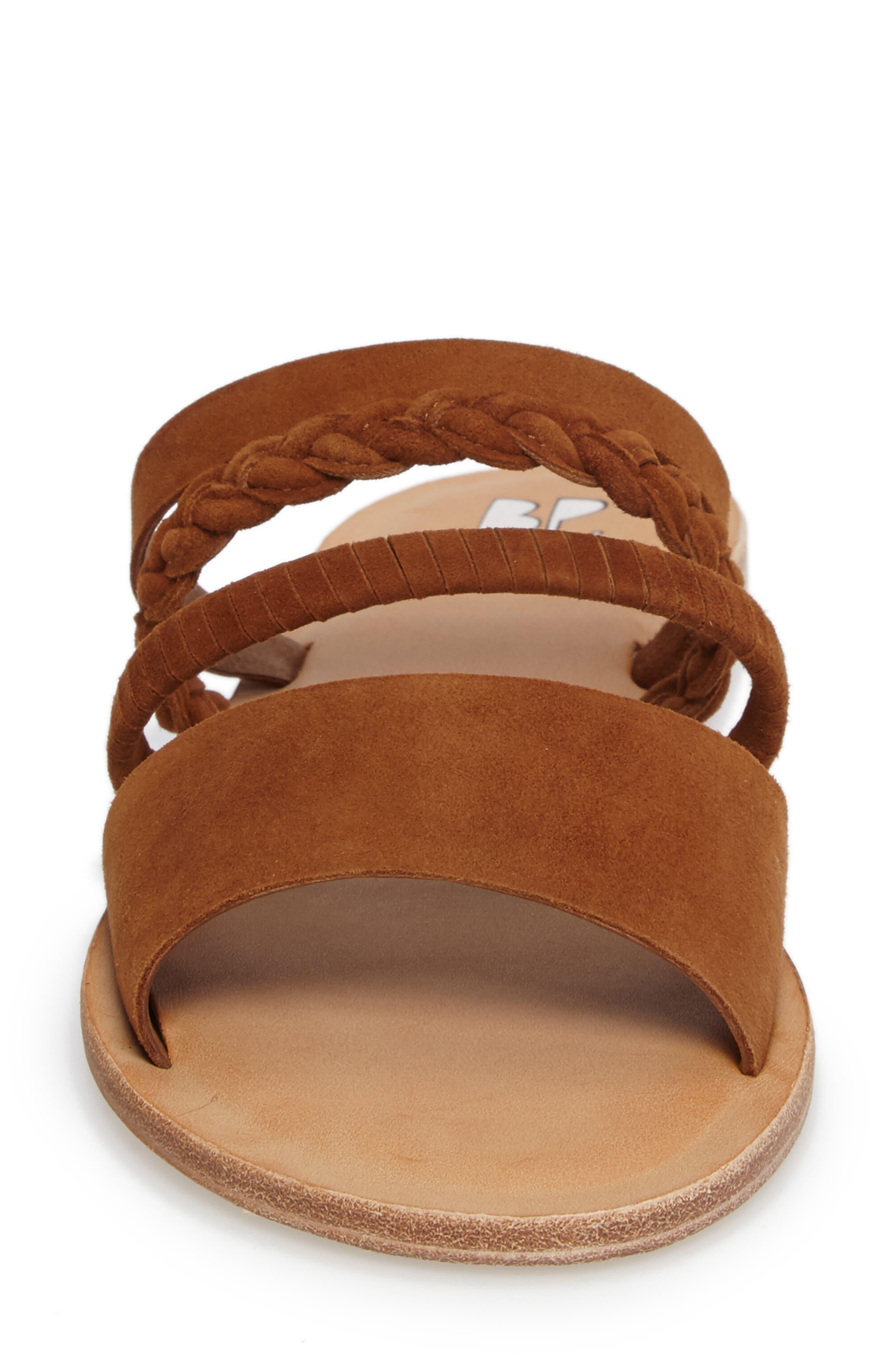 BP., Bayla Strappy Slip-On Sandal, Alternate thumbnail 4, color, 202