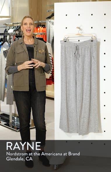 Norah Knit Lounge Pants, sales video thumbnail