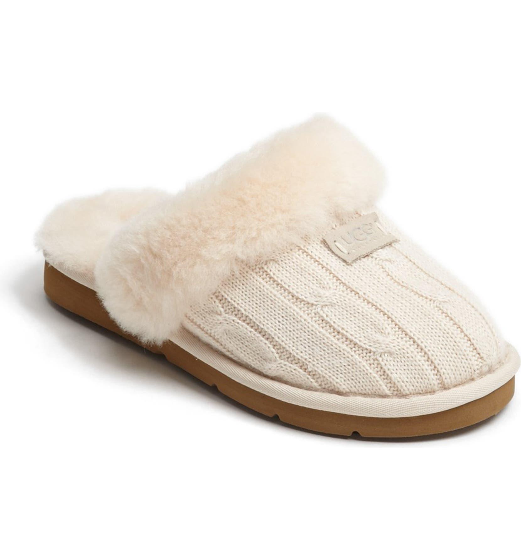 d718ba26ea9 UGG® Australia  Cozy  Knit Slipper (Women)