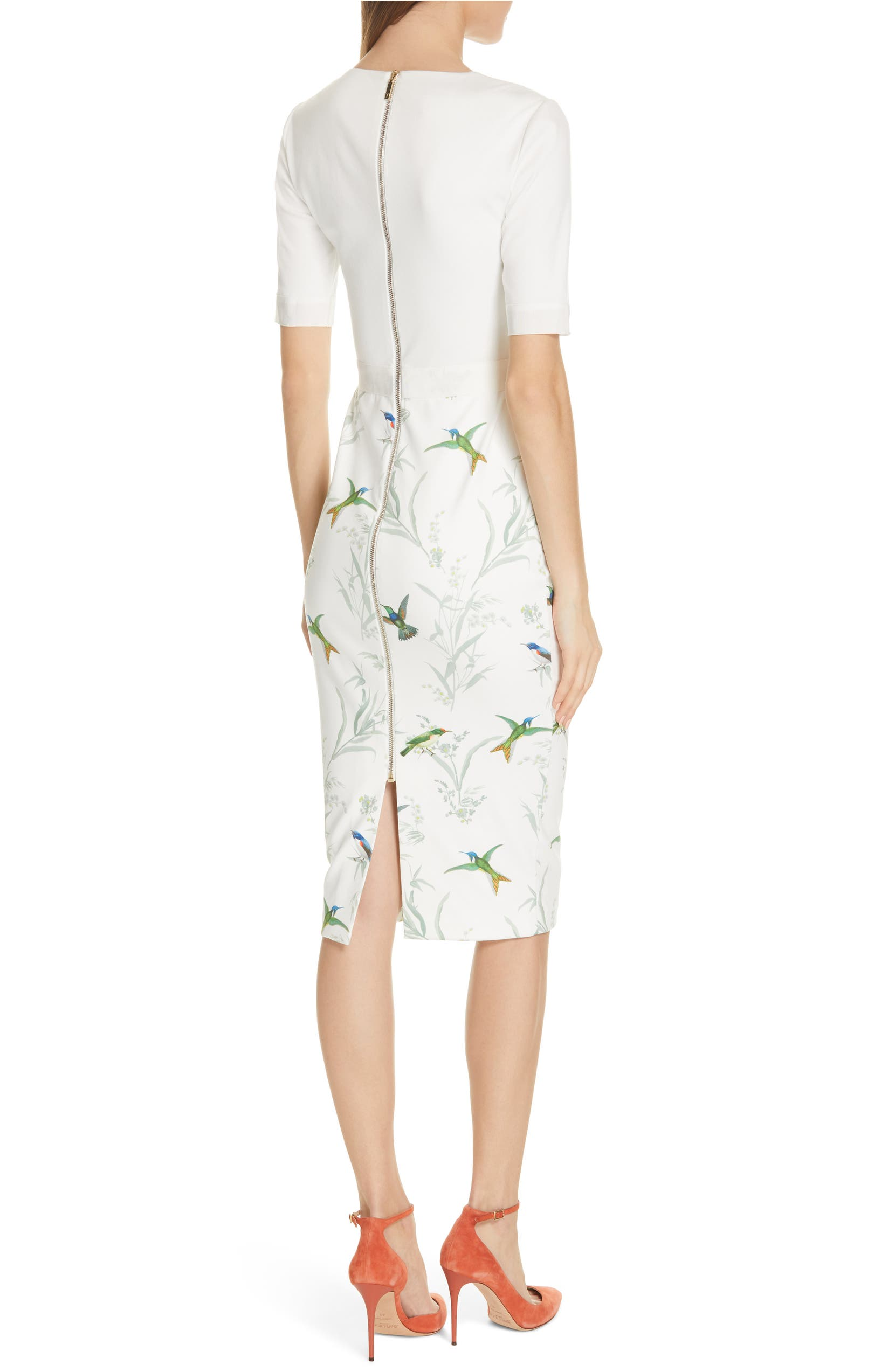 5c394c210 Ted Baker London Kinnya Fortune Belted Body-Con Dress