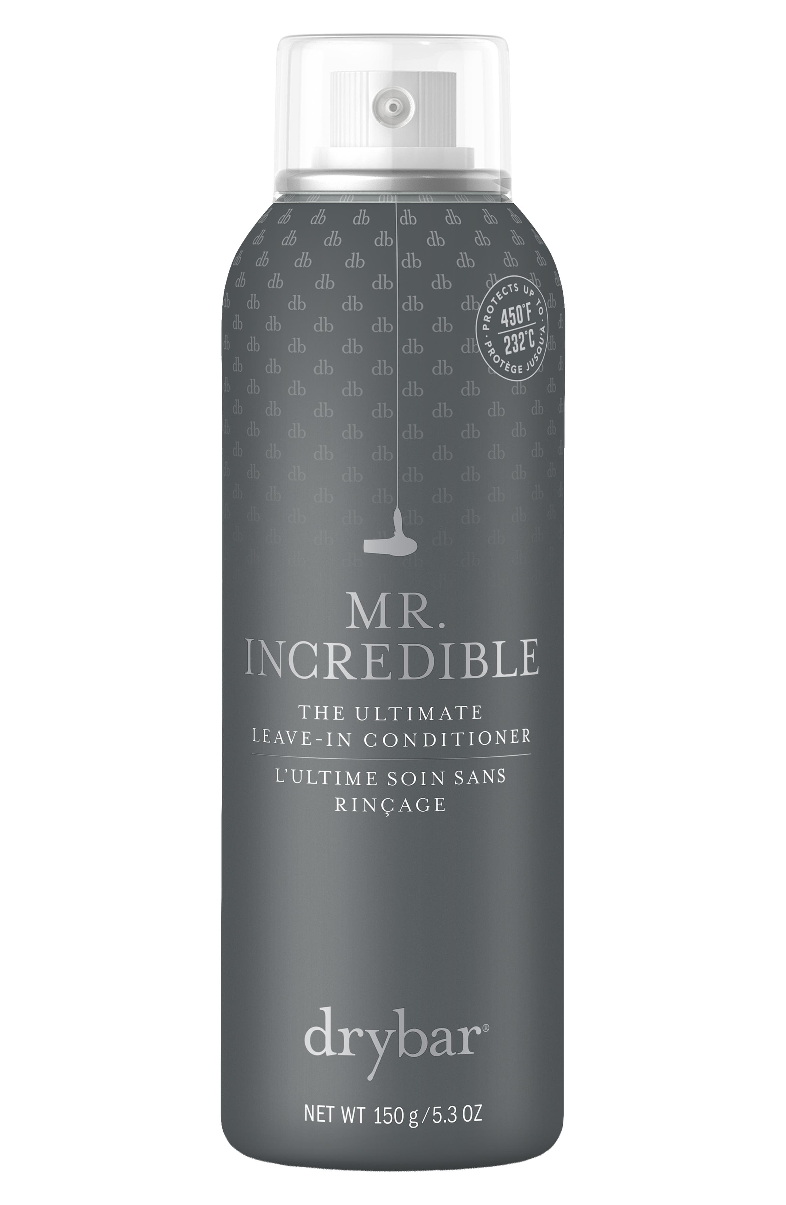 DRYBAR, Mr. Incredible Ultimate Leave-In Conditioner, Main thumbnail 1, color, NO COLOR