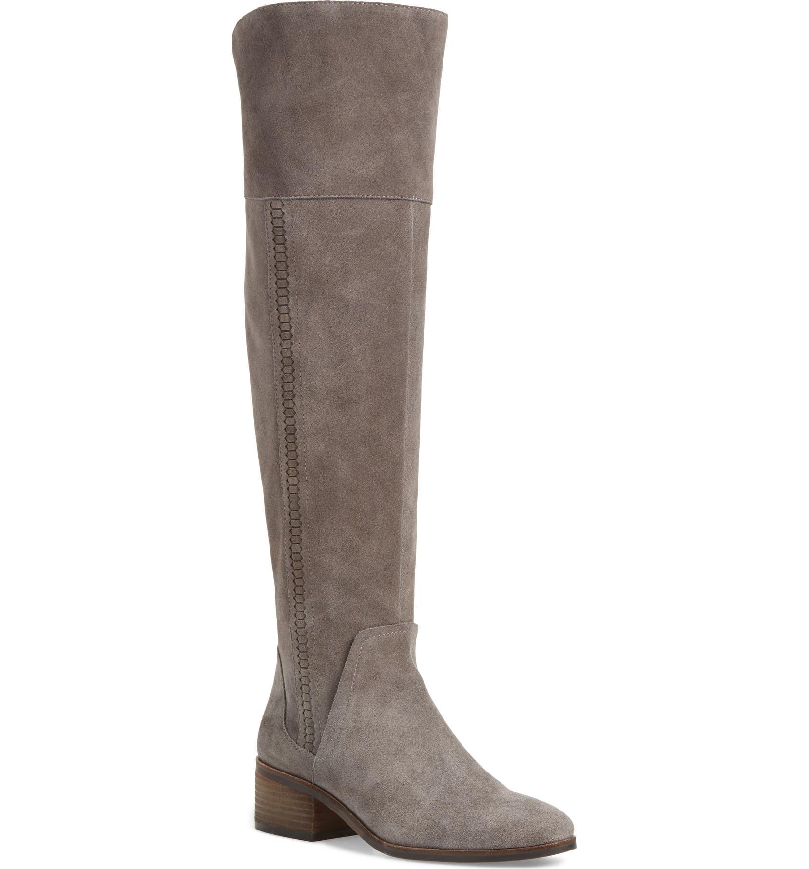 ea7e447ce3c5 Vince Camuto Kochelda Over the Knee Boot (Women) (Regular   Wide Calf)
