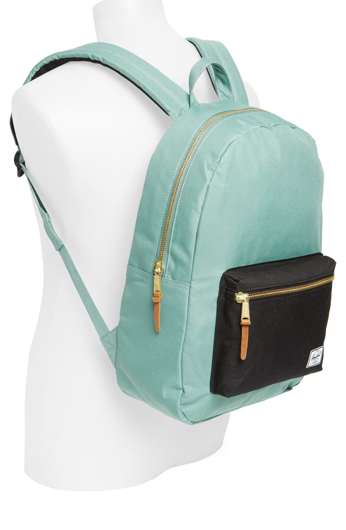 HERSCHEL SUPPLY CO., 'Settlement' Backpack, Alternate thumbnail 3, color, 340