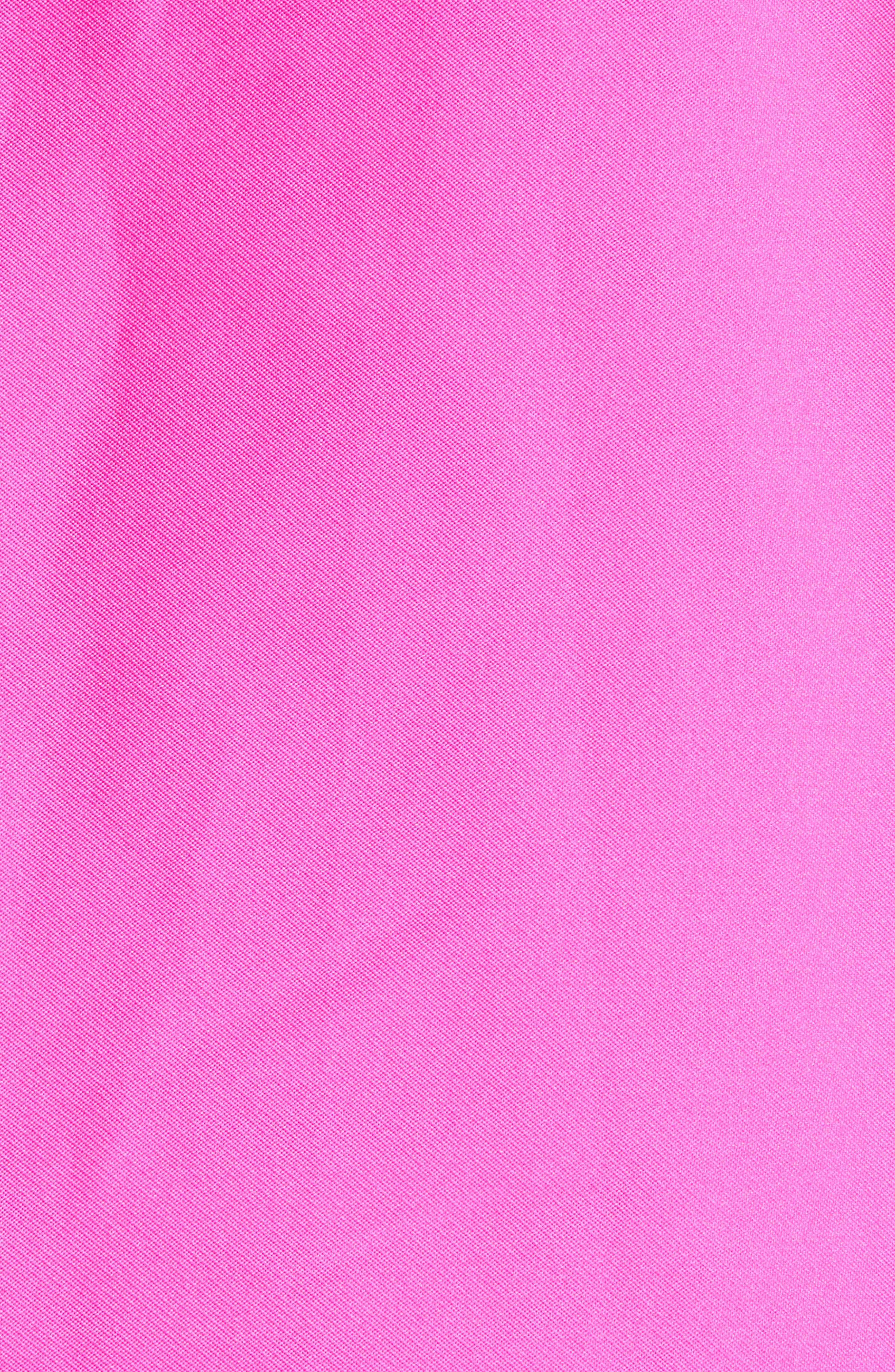 SACHIN & BABI, Miramare Colorblock Ballgown, Alternate thumbnail 6, color, RED