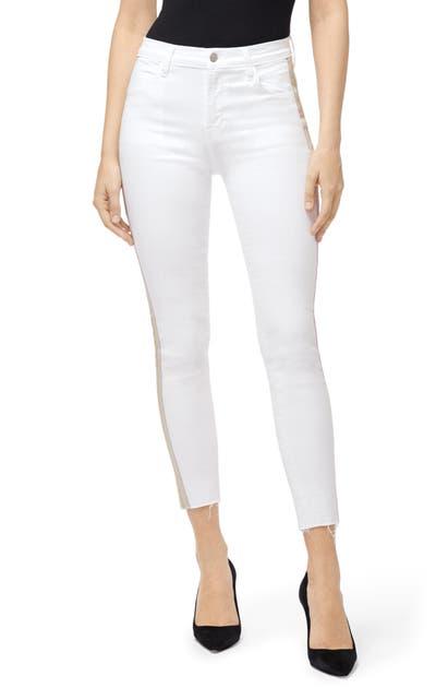 J Brand Jeans ALANA HIGH WAIST ANKLE SKINNY JEANS