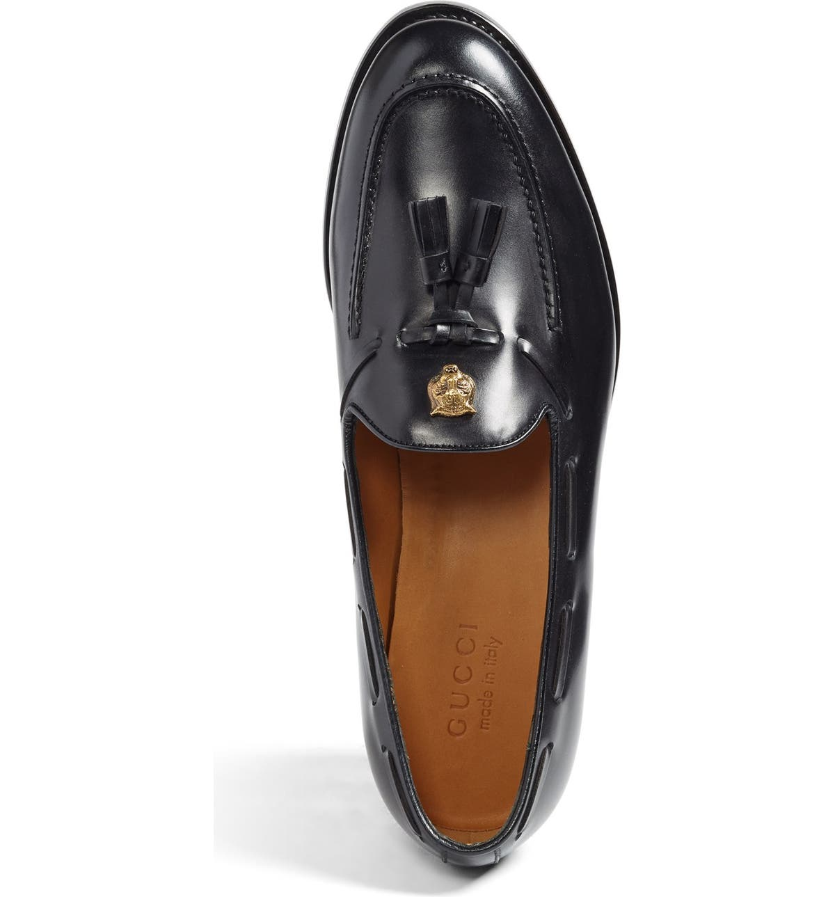 0414f318204 Gucci  Sagan  Tasseled Venetian Loafer (Men)