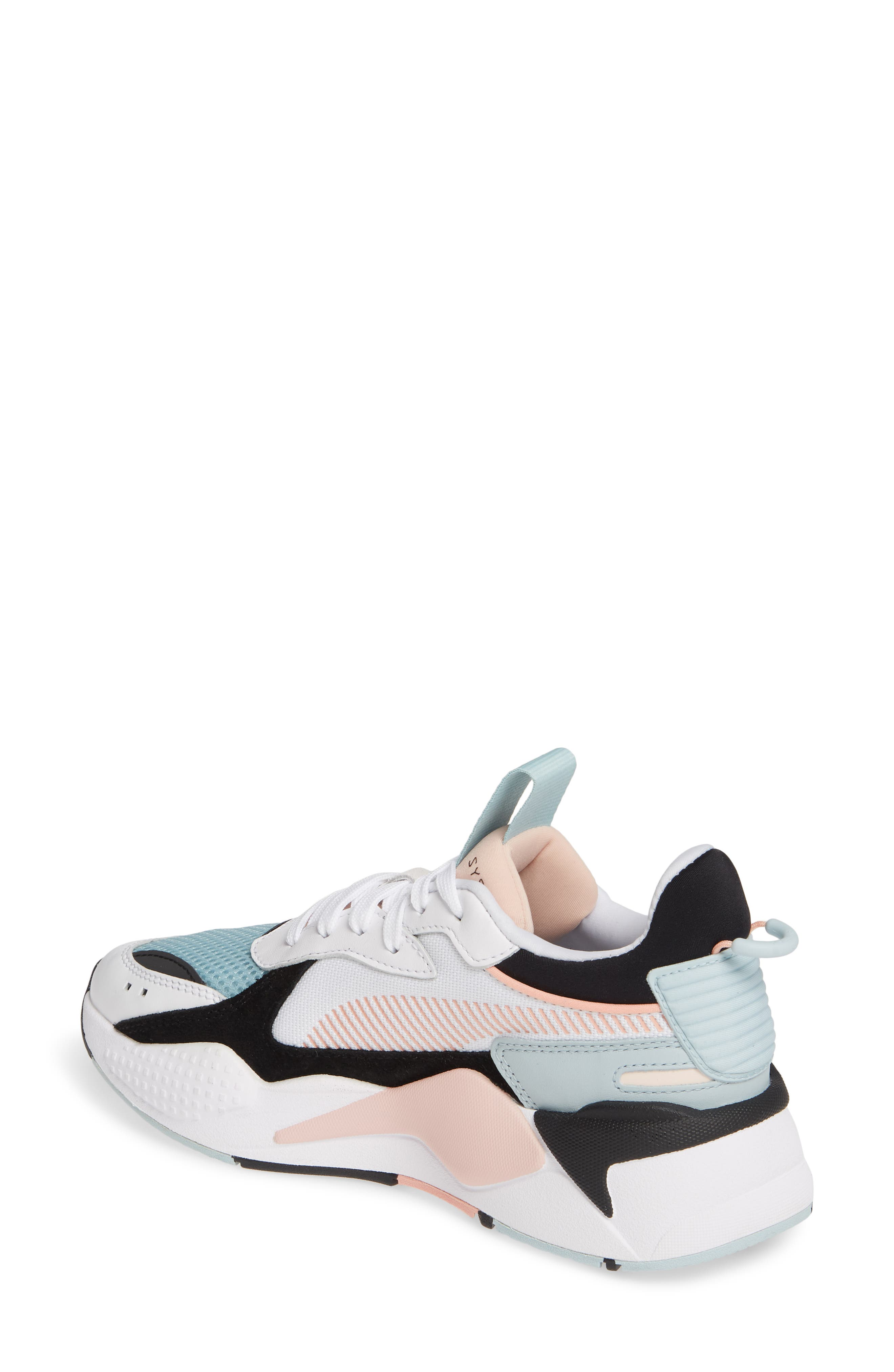 PUMA, RS-X Reinvention Sneaker, Alternate thumbnail 2, color, 100