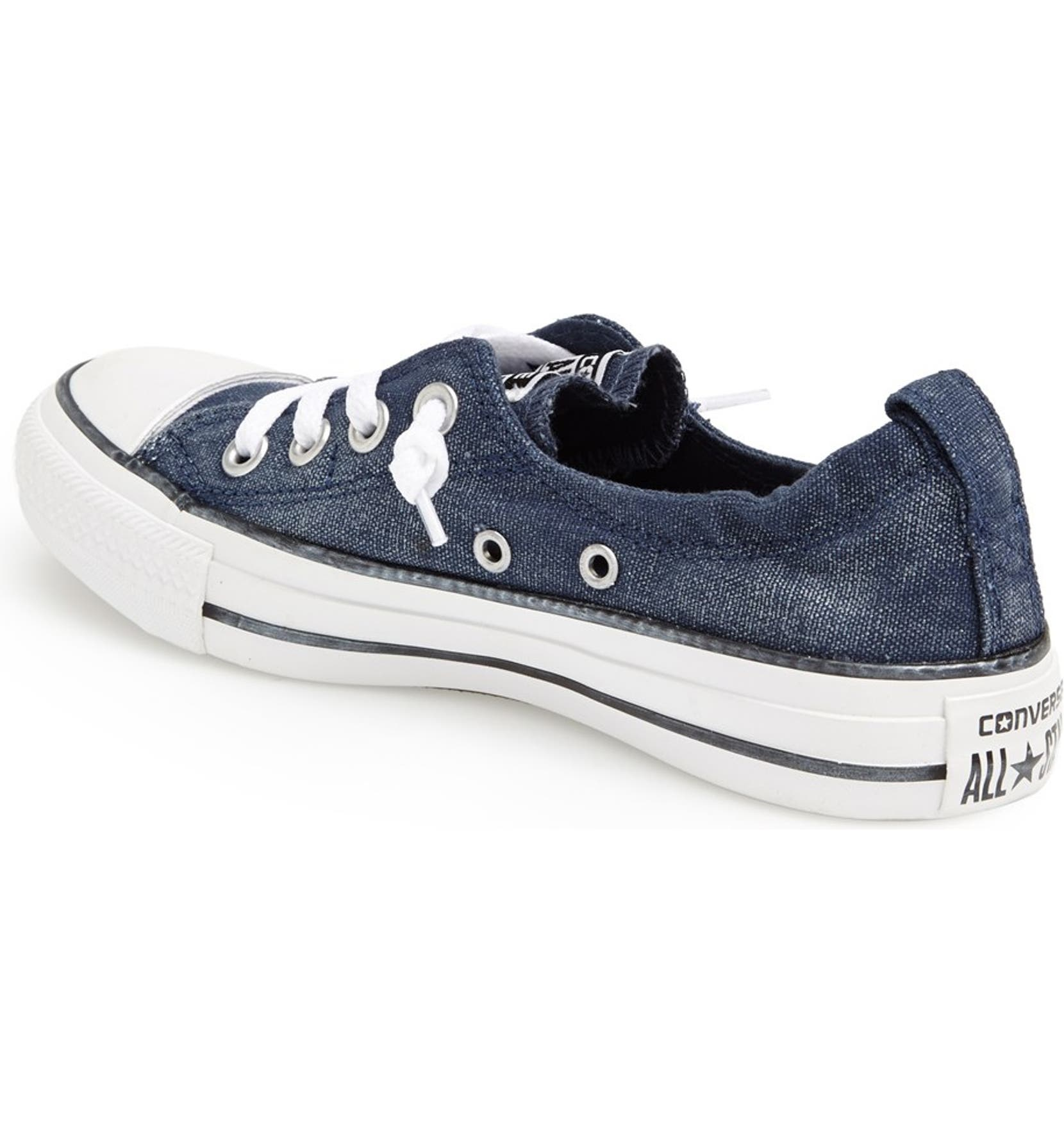 d5f7a320230858 Converse Chuck Taylor® All Star®  Shoreline - Sparkle  Sneaker (Women)
