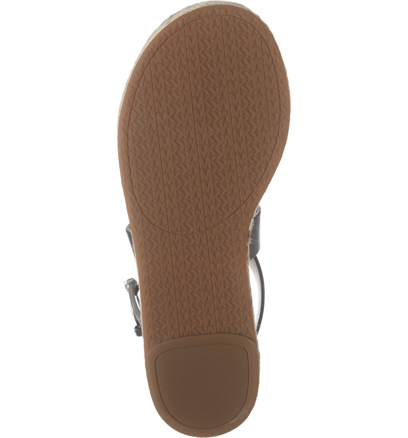 a65db82c0913 MICHAEL Michael Kors  Darby  Crisscross Espadrille Sandal (Women ...