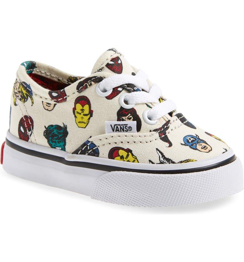 bb6a8e89da Vans x Marvel® Avengers Authentic Lace-Up Sneaker (Baby