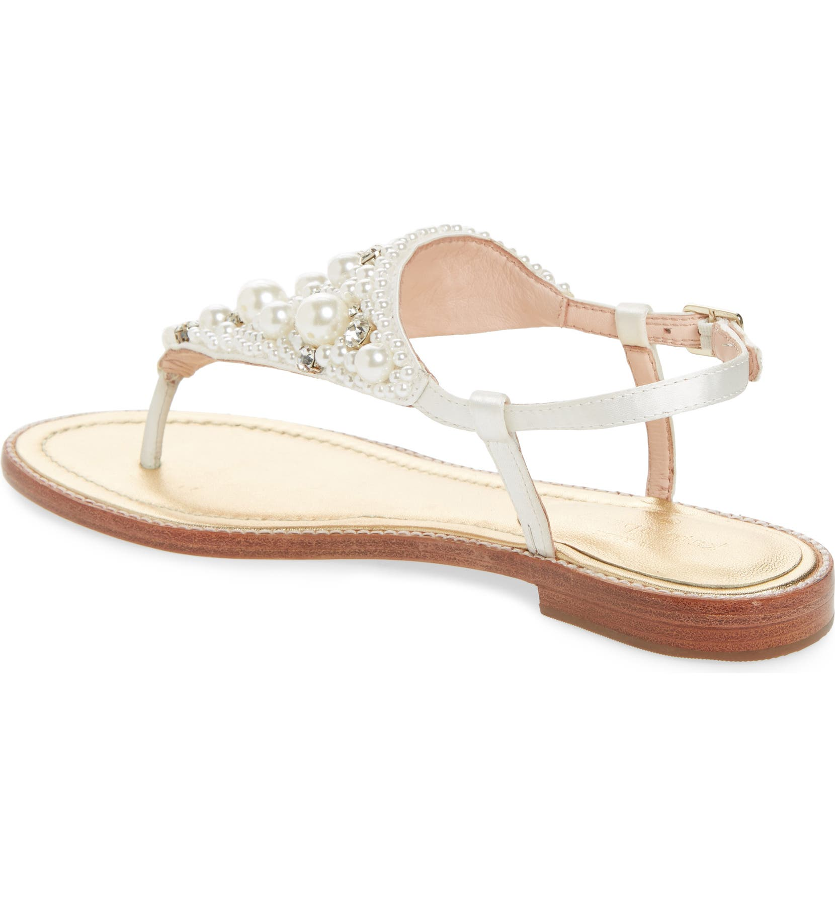 69e618f5e0d kate spade new york sama embellished thong sandal (Women)