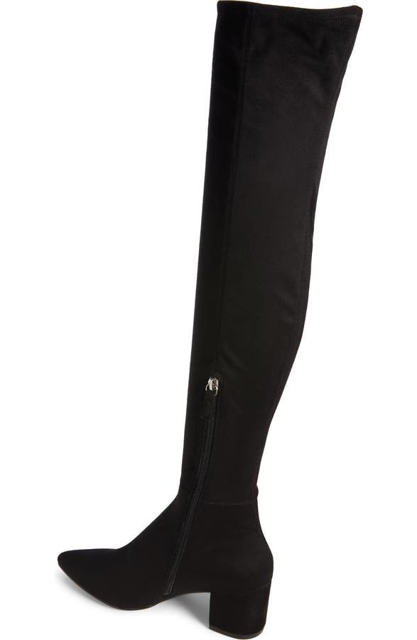 1f19a135095 Steve Madden Brinkley Over the Knee Stretch Boot (Women)