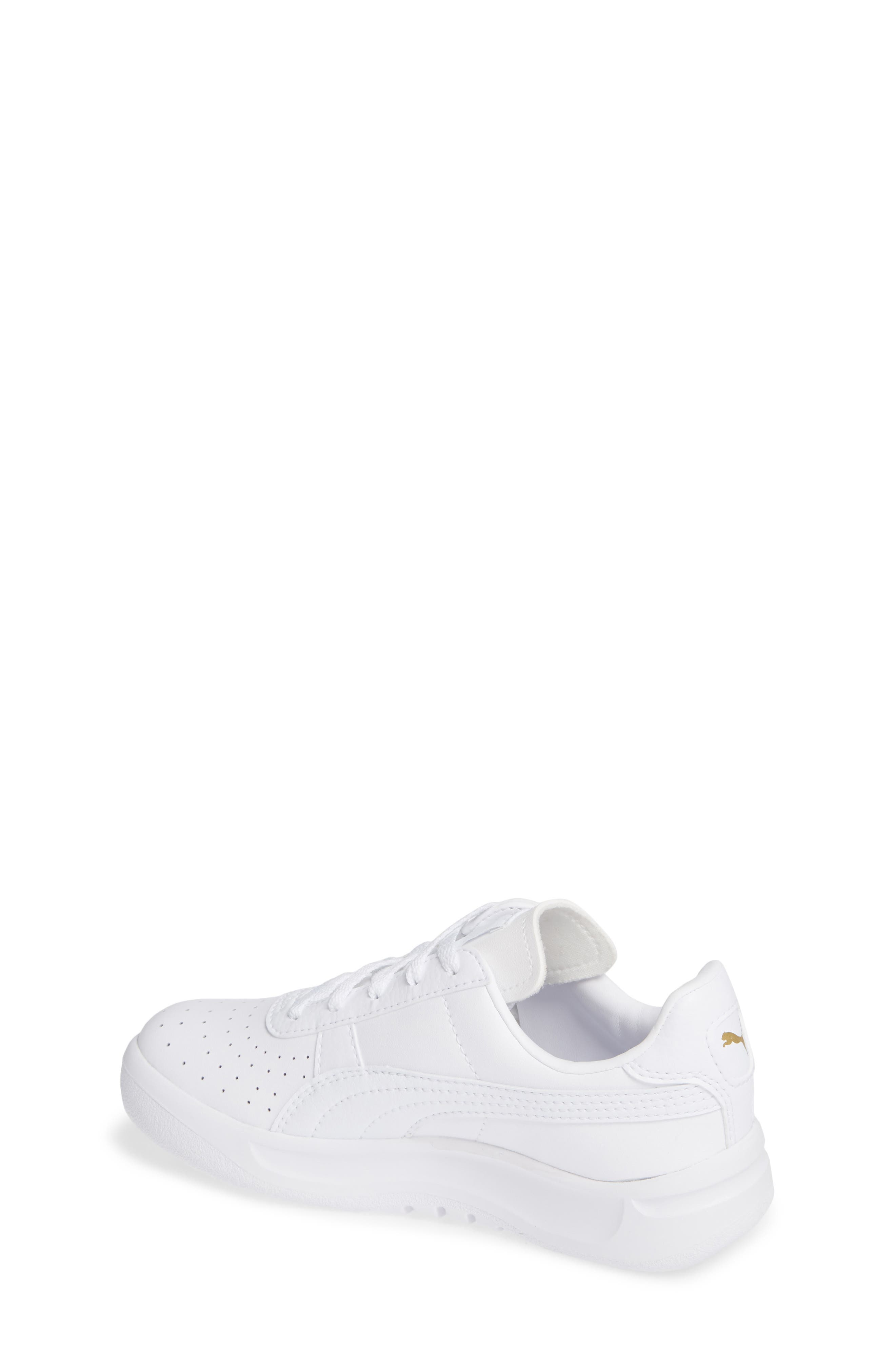 PUMA, 'GV Special' Sneaker, Alternate thumbnail 2, color, PUMA WHITE-PUMA TEAM GOLD