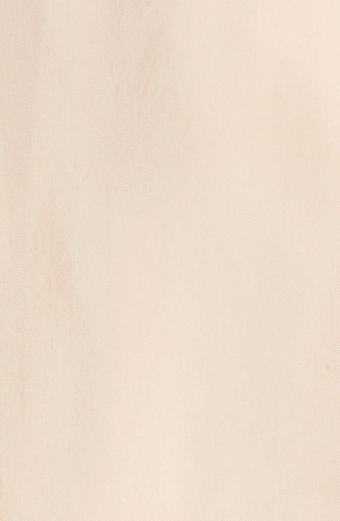 TROUVÉ, Belted Duster Jacket, Alternate thumbnail 5, color, 680