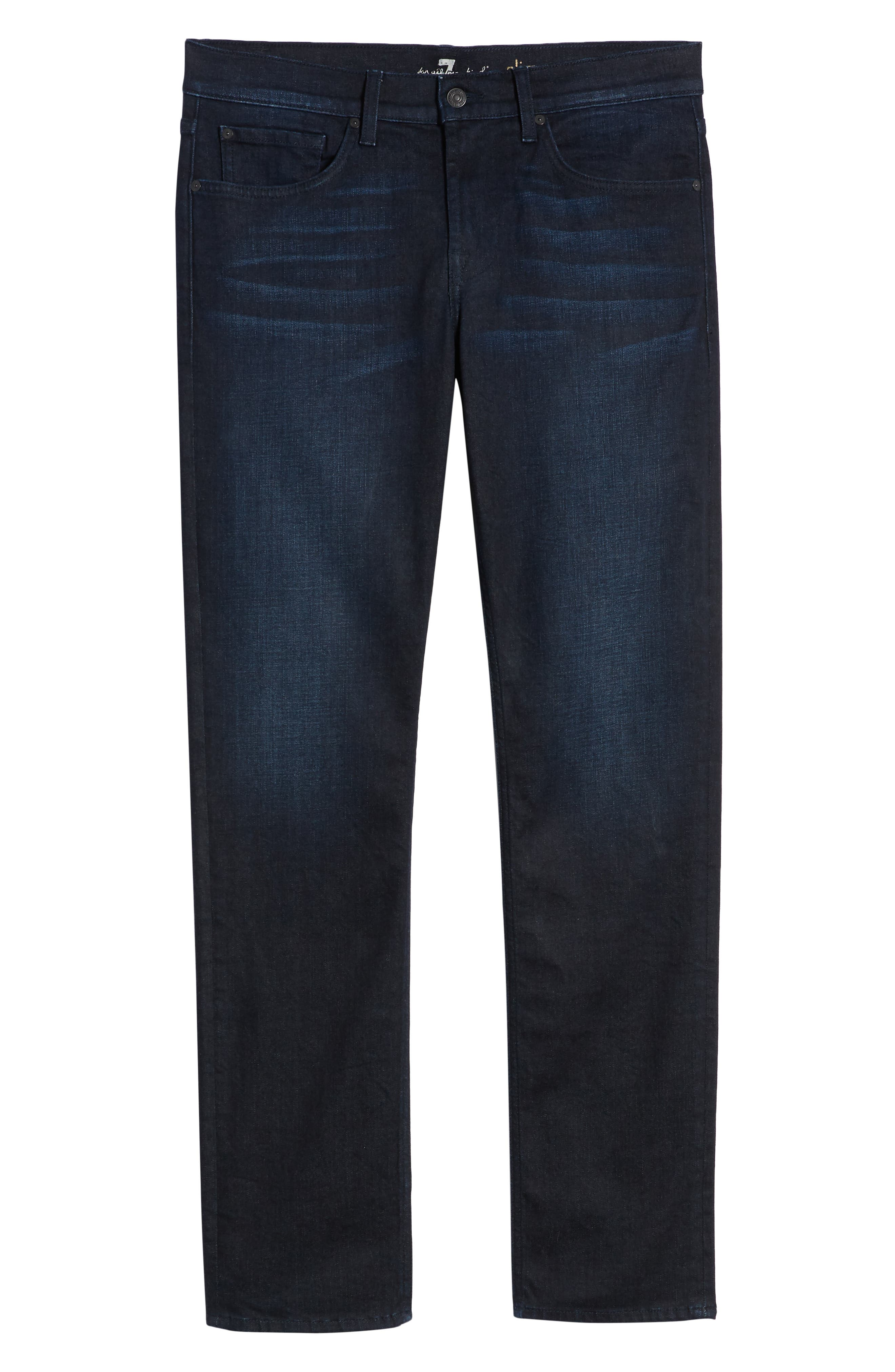 7 FOR ALL MANKIND<SUP>®</SUP>, Standard Straight Leg Jeans, Alternate thumbnail 7, color, RICHFIELD