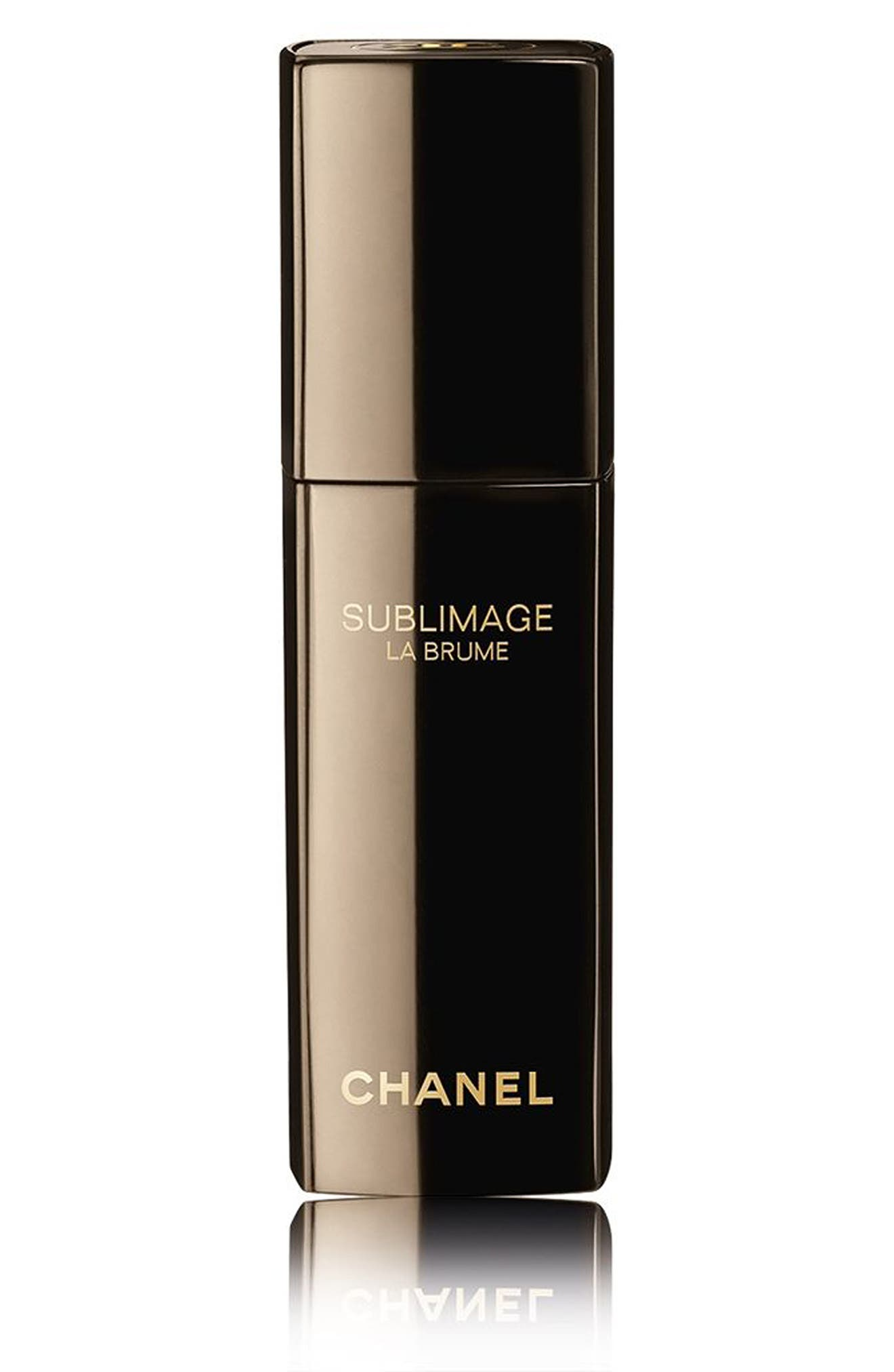 CHANEL SUBLIMAGE LA BRUME<br />Intense Revitalizing Mist Spray Set, Main, color, NO COLOR