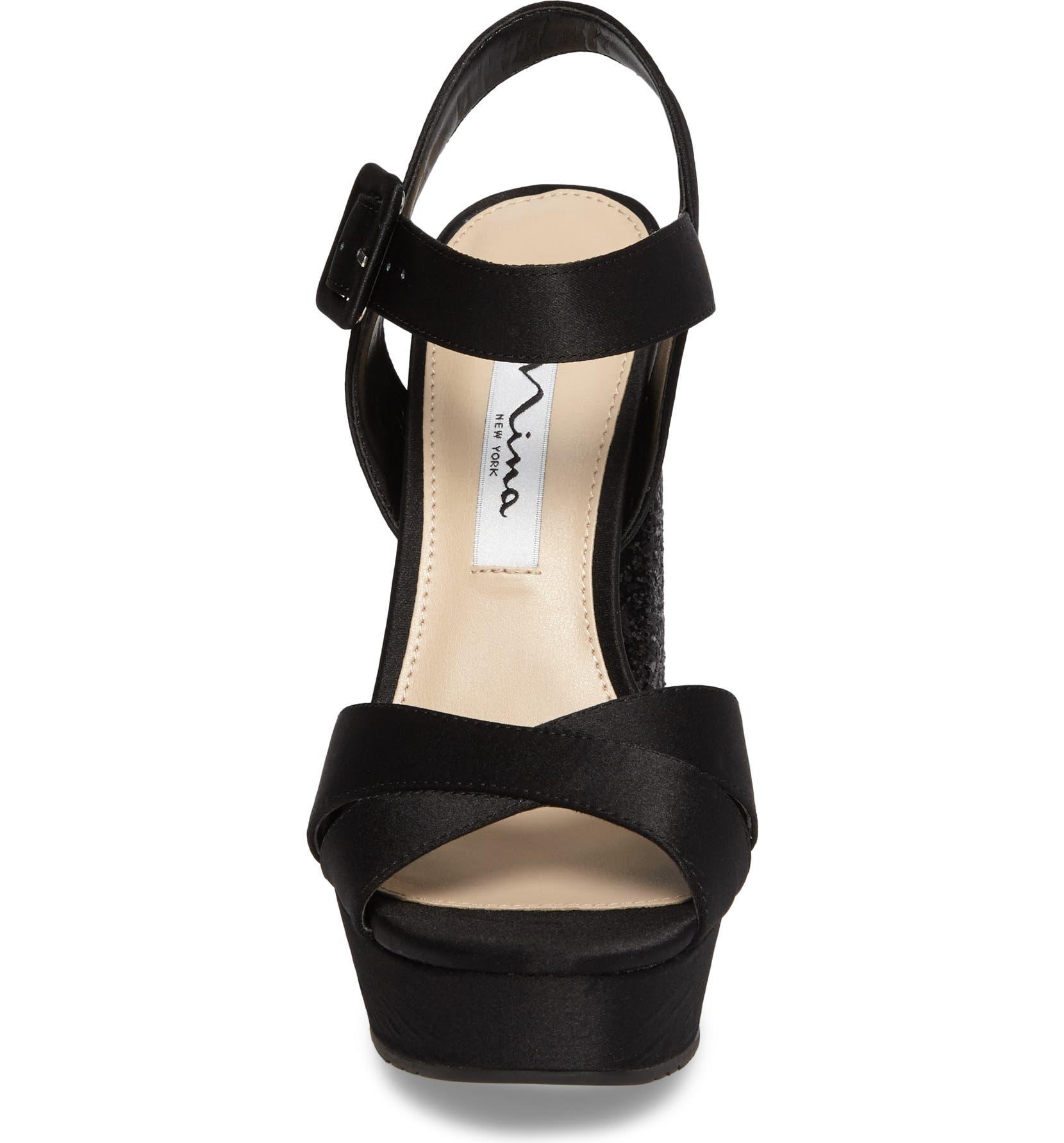 8b511a8f4d7 Nina Savita Platform Sandal (Women)