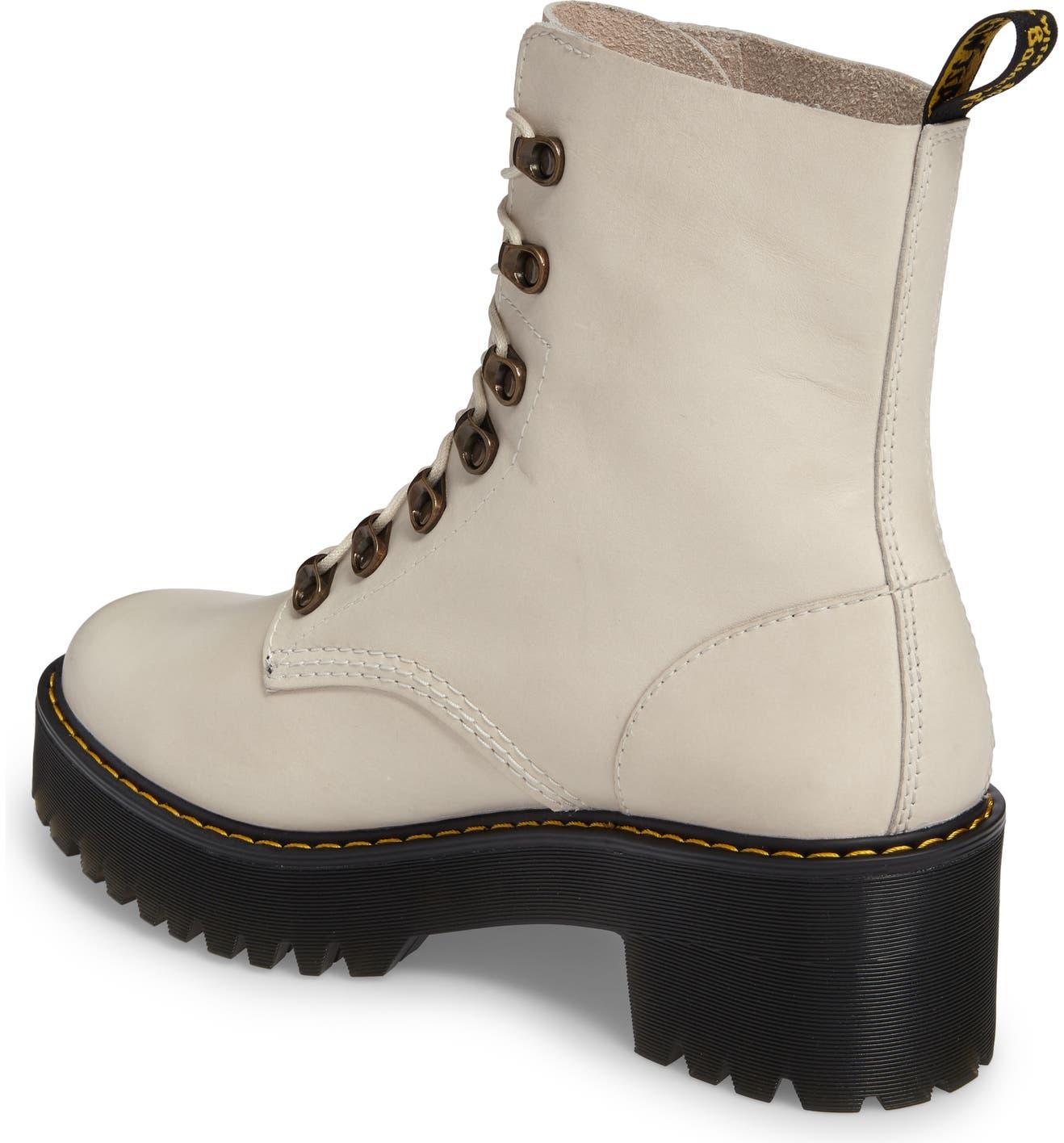 b41ae3e1a57 Dr. Martens Leona Heeled Boot (Women)