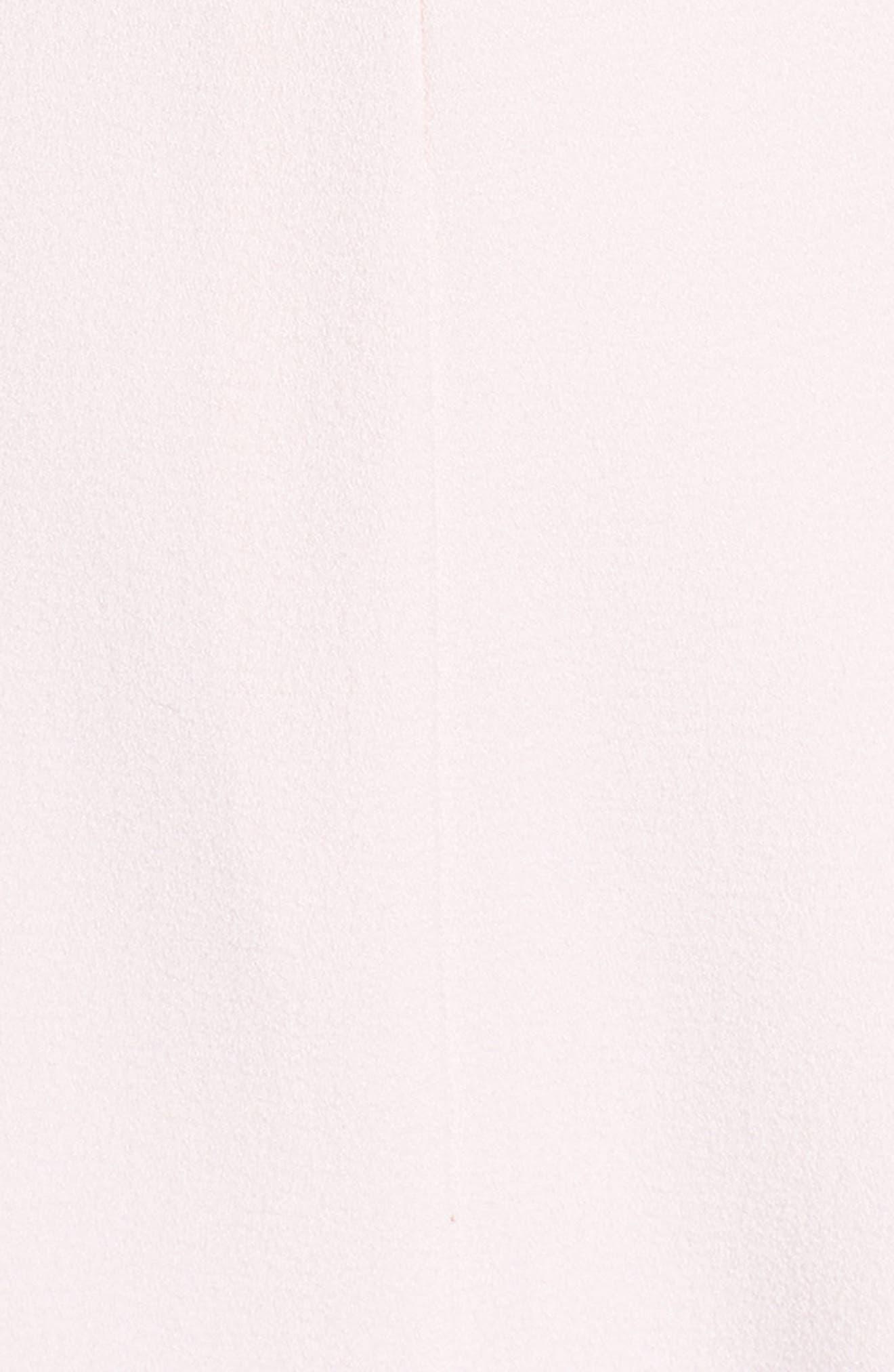 HARPER ROSE, Asymmetrical Jumpsuit, Alternate thumbnail 6, color, BLUSH